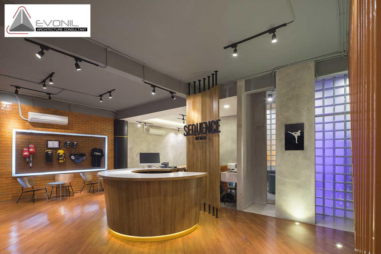 Evonil Architecture Sequence Muay Thai Studio Jakarta, Daerah Khusus Ibukota Jakarta, Indonesia Jakarta, Daerah Khusus Ibukota Jakarta, Indonesia Evonil-Architecture-Sequence-Muay-Thai-Studio   76672