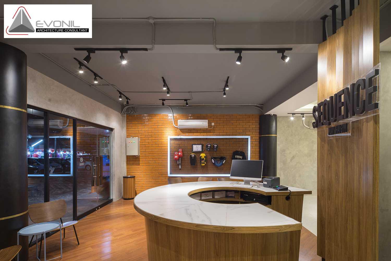 Evonil Architecture Sequence Muay Thai Studio Jakarta, Daerah Khusus Ibukota Jakarta, Indonesia Jakarta, Daerah Khusus Ibukota Jakarta, Indonesia Evonil-Architecture-Sequence-Muay-Thai-Studio   76674