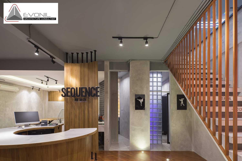 Evonil Architecture Sequence Muay Thai Studio Jakarta, Daerah Khusus Ibukota Jakarta, Indonesia Jakarta, Daerah Khusus Ibukota Jakarta, Indonesia Evonil-Architecture-Sequence-Muay-Thai-Studio   76681