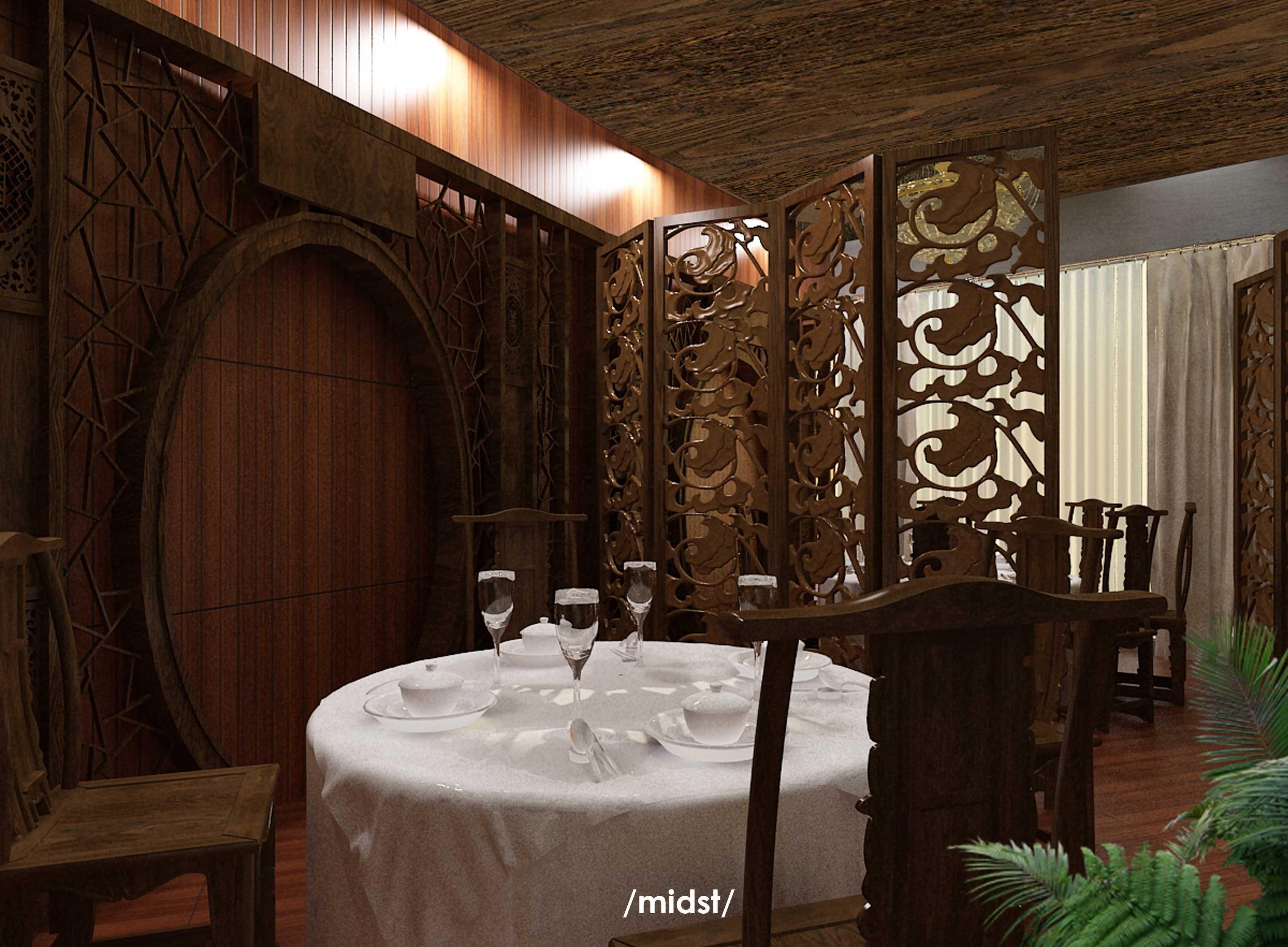 Midst Interiors Chinese Restaurant Jakarta, Daerah Khusus Ibukota Jakarta, Indonesia Jakarta, Daerah Khusus Ibukota Jakarta, Indonesia Midst-Interiors-Chinese-Restaurant   86294