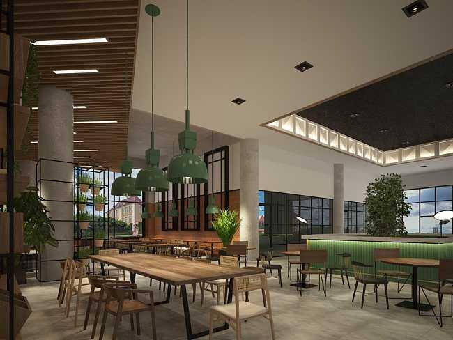 Midst Interiors Cafe Banking Bogor, Jawa Barat, Indonesia Bogor, Jawa Barat, Indonesia Midst-Interiors-Cafe-Banking   86295
