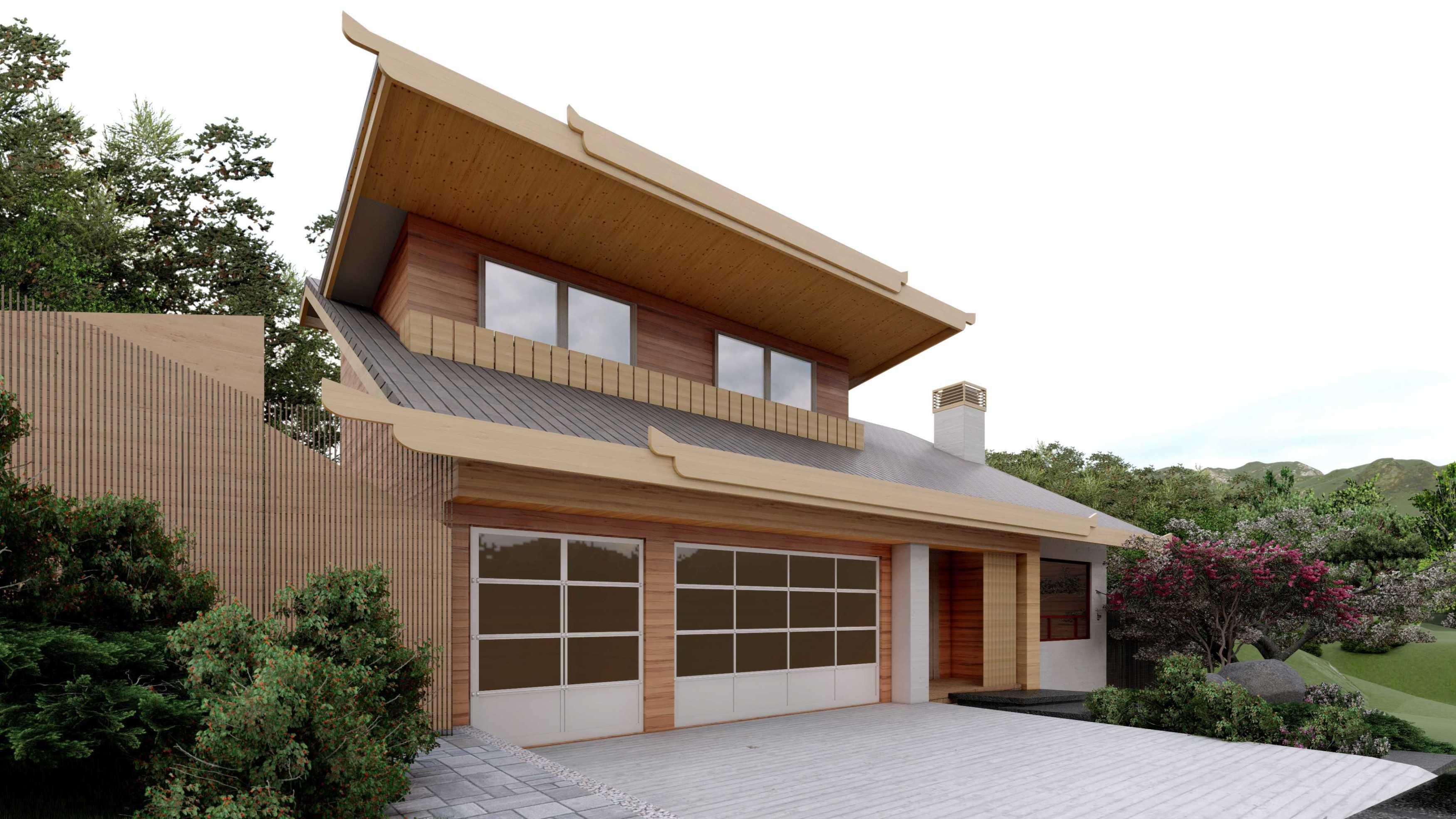 Whn Studio Modernize Facade Of Ranch House California, Amerika Serikat California, Amerika Serikat Achmad-Wahana-Karimullah-Modernize-Facade-Of-Ranch-House   87210