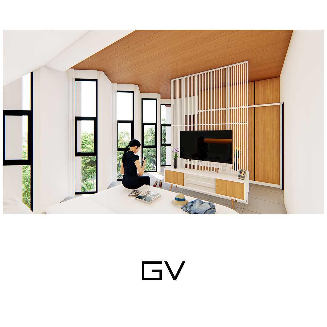 Gv Studio Comwork House (Competition Entry) Bandung, Kota Bandung, Jawa Barat, Indonesia Bandung, Kota Bandung, Jawa Barat, Indonesia Gv-Studio-Comwork-House-Competition-Entry Tropical  88196