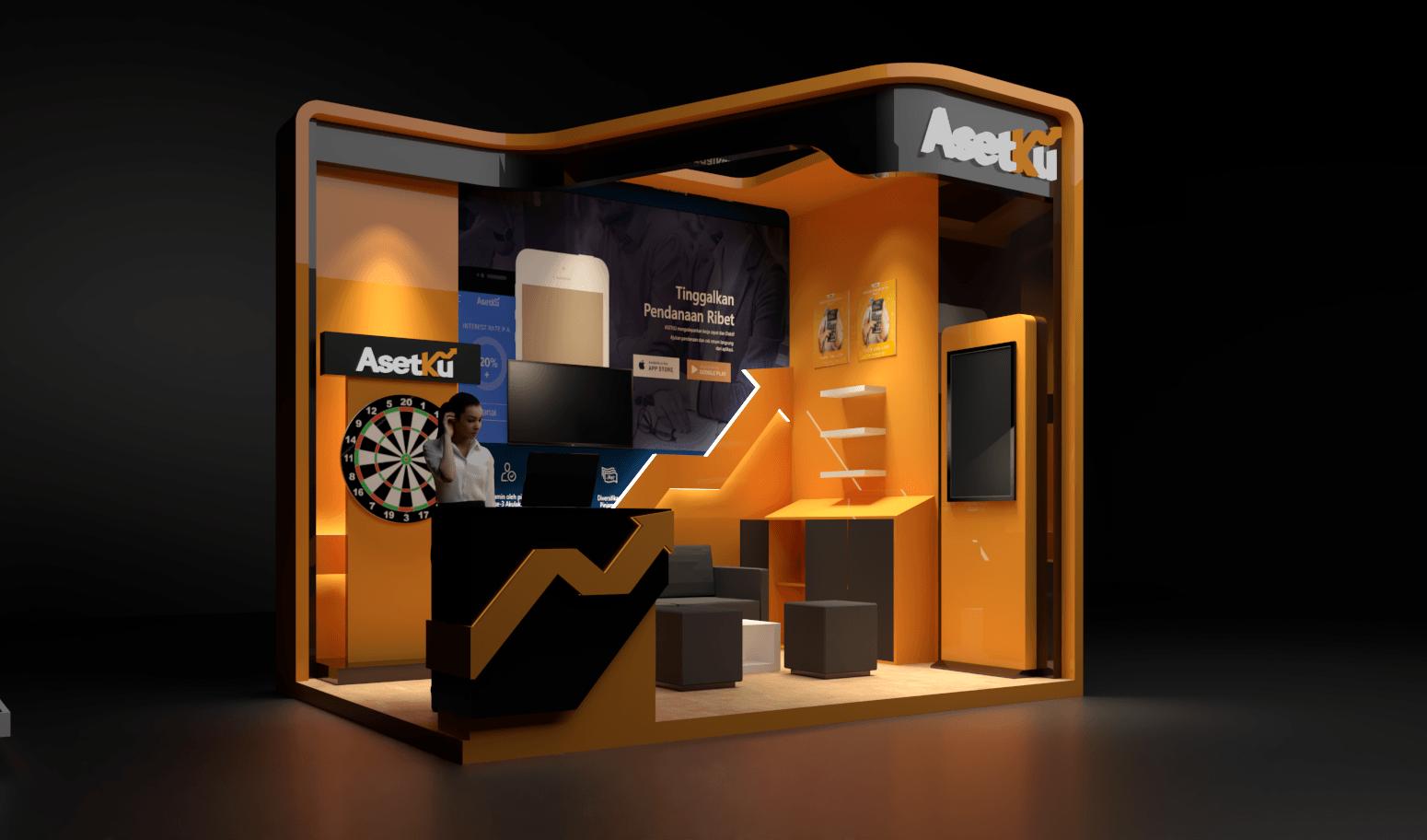 Ade Adang Suryana Desain Booth Exhibition Display Jakarta, Daerah Khusus Ibukota Jakarta, Indonesia Jakarta, Daerah Khusus Ibukota Jakarta, Indonesia Ade-Adang-Suryana-Desain-Booth-Exhibition-Display   88157