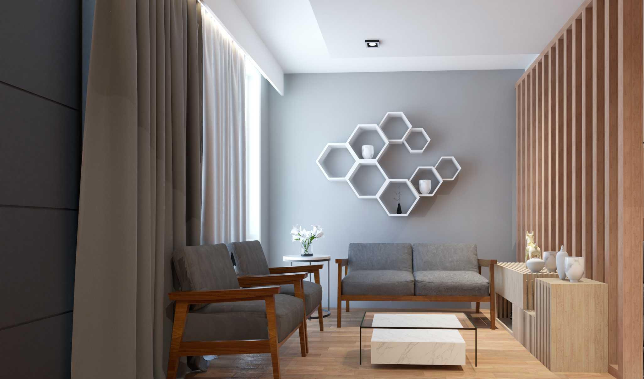 Ade Adang Suryana Visualisasi Arsitektur Dan Interior Rumah Bogor, Jawa Barat, Indonesia Bogor, Jawa Barat, Indonesia Ruang Tamu Modern  88174