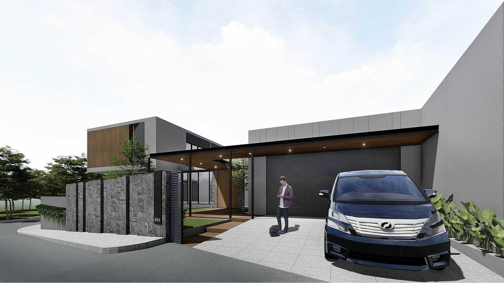 Co Associates J House Lampung, Indonesia Lampung, Indonesia Co-Associates-J-House   97055