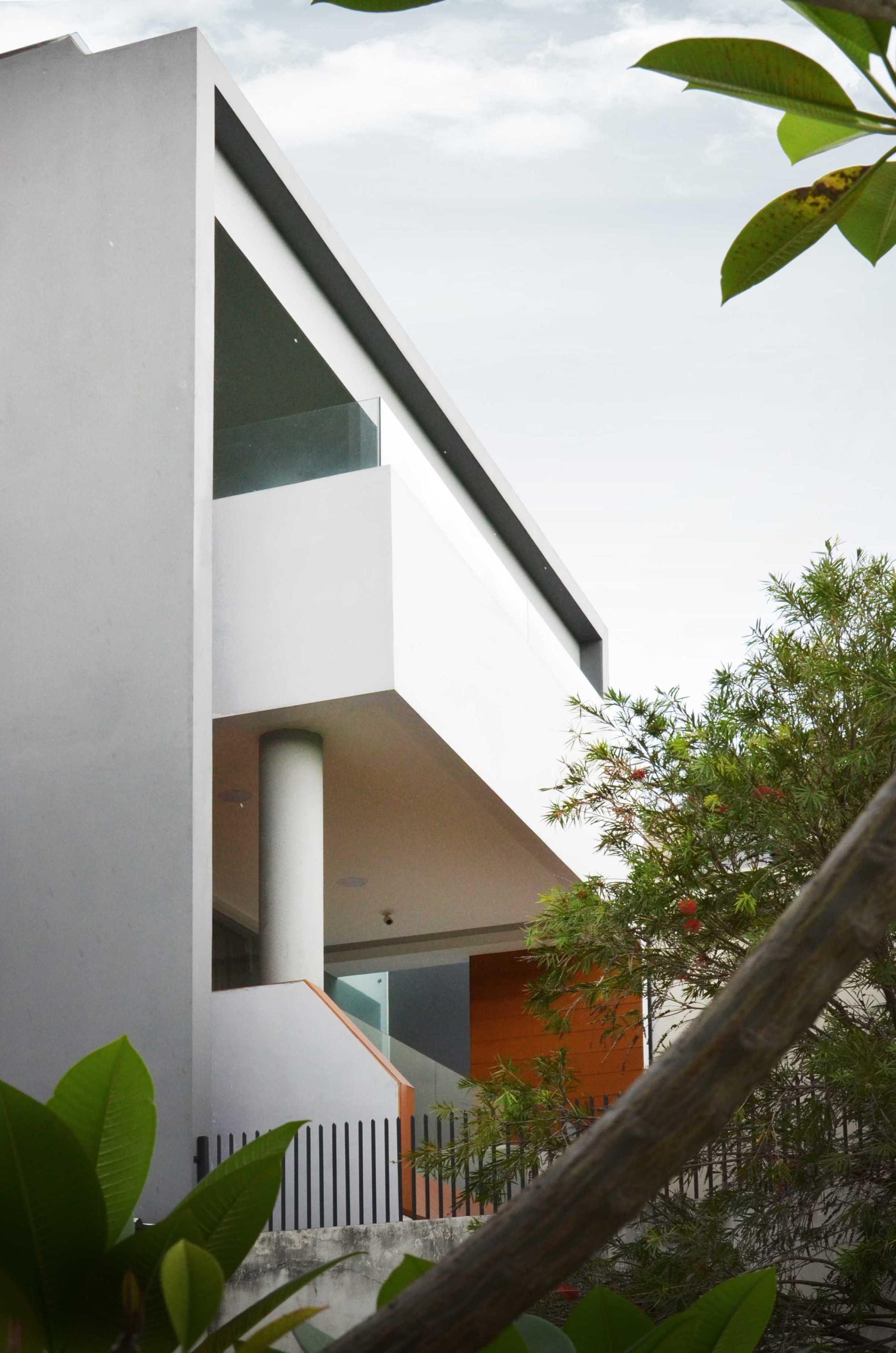 Oi Architect G House Tangerang, Kota Tangerang, Banten, Indonesia Tangerang, Kota Tangerang, Banten, Indonesia Oi-Architect-G-House   90268