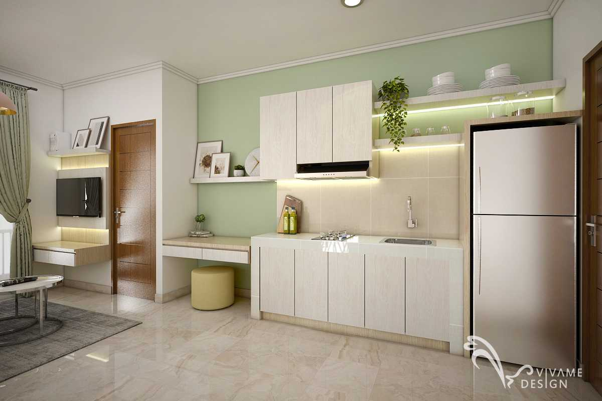 Vivame Design Apartement Brooklyn Studio Jakarta, Daerah Khusus Ibukota Jakarta, Indonesia Jakarta, Daerah Khusus Ibukota Jakarta, Indonesia Vivame-Design-Apartement-Brooklyn-Studio   70635