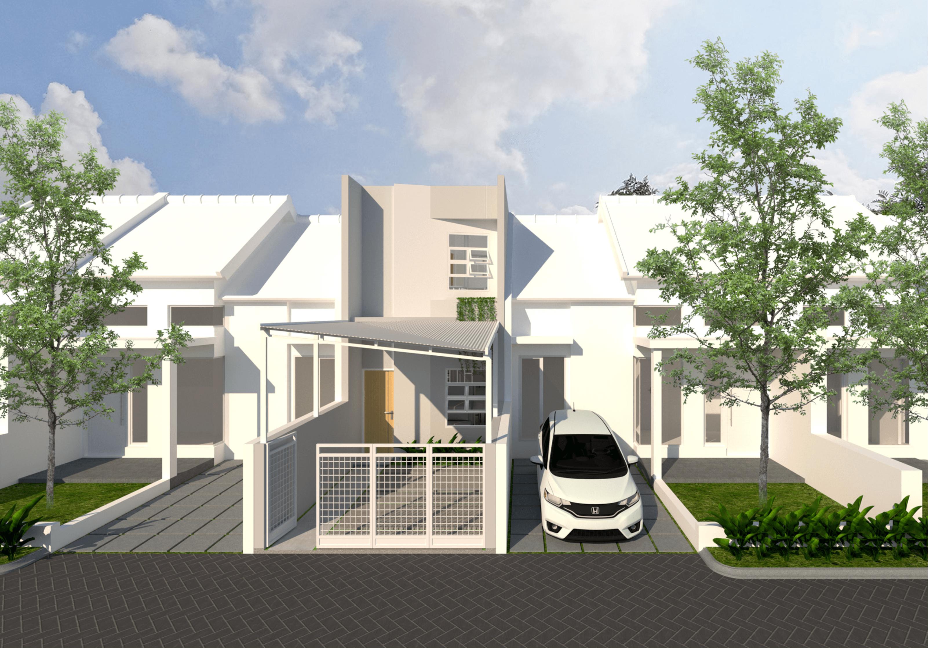 Inawa Arsitek Compact House Makassar, Kota Makassar, Sulawesi Selatan, Indonesia Makassar, Kota Makassar, Sulawesi Selatan, Indonesia Inawa-Arsitek-Compact-House   112044