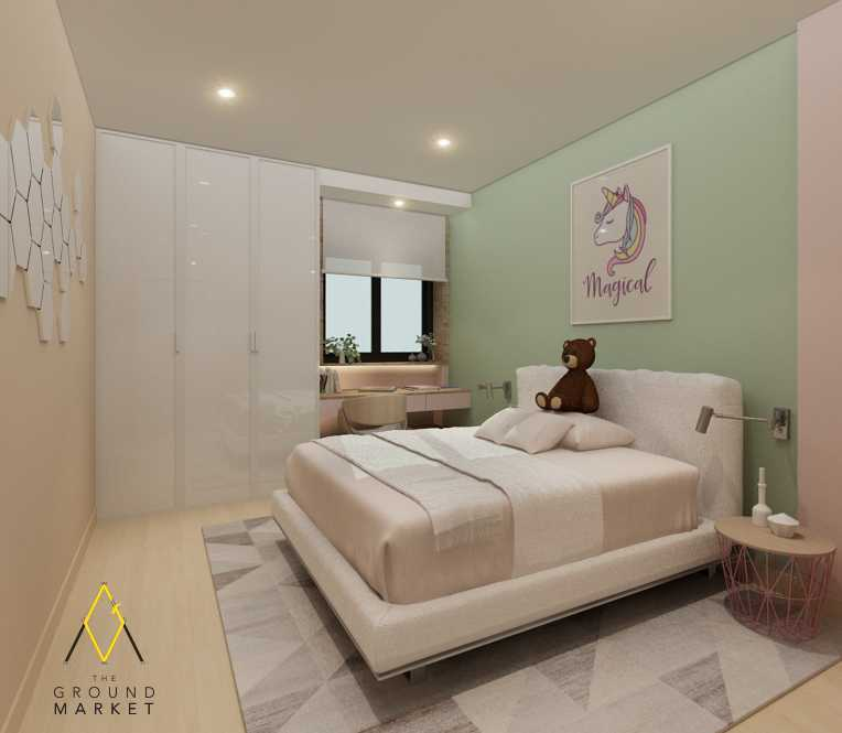 The Ground Market Singapore Apartment Singapura Singapura Kids Bedroom   61992