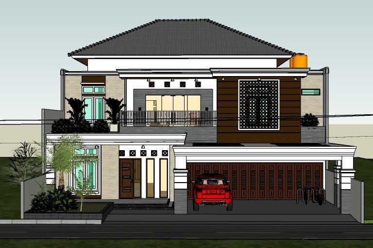 Iyan_Design Rumah Bapak Andi Palembang, Kota Palembang, Sumatera Selatan, Indonesia Palembang, Kota Palembang, Sumatera Selatan, Indonesia Des   93717