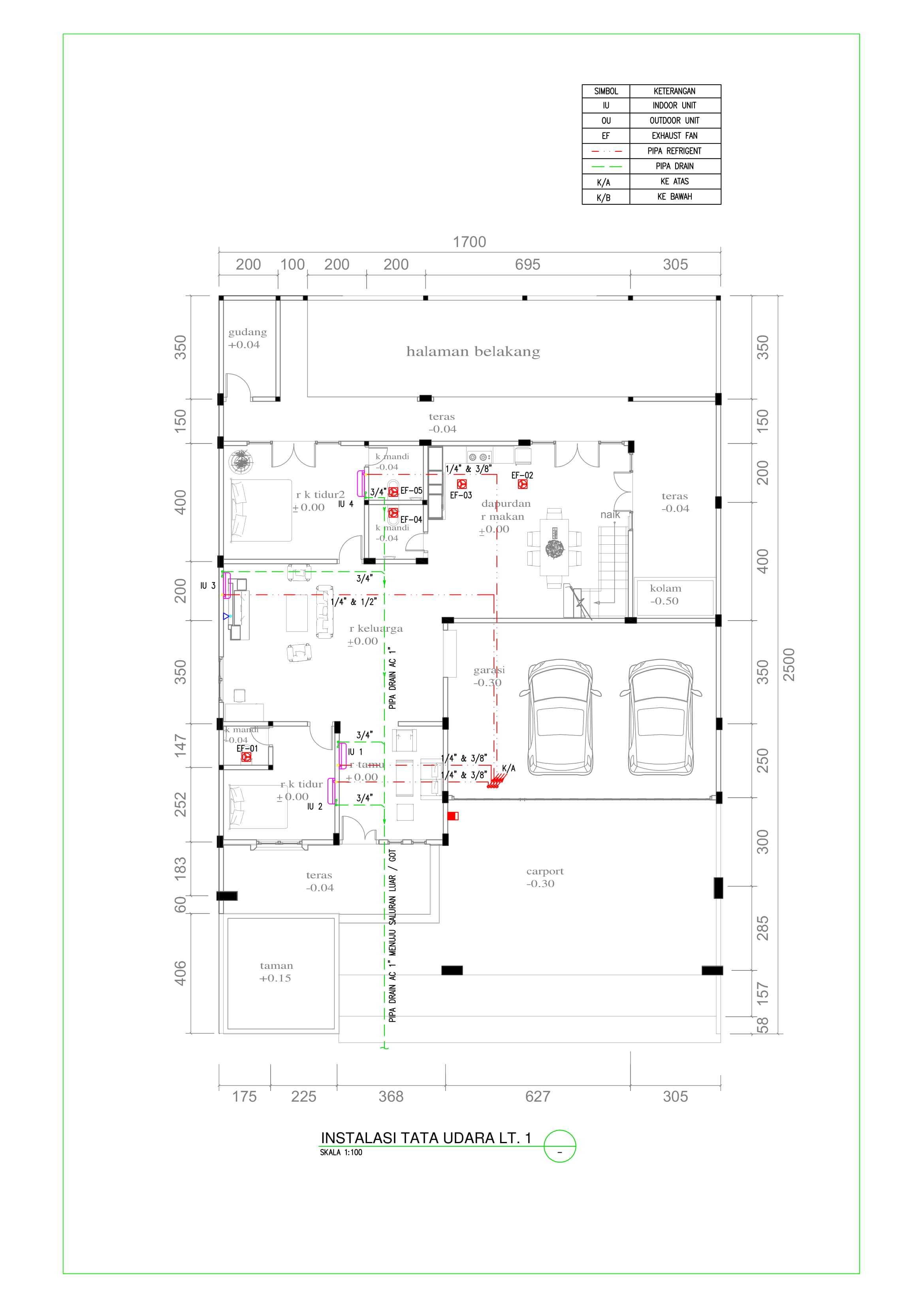 Iyan_Design Rumah Bapak Andi Palembang, Kota Palembang, Sumatera Selatan, Indonesia Palembang, Kota Palembang, Sumatera Selatan, Indonesia Iyandesign-Rumah-Bapak-Andi   93743