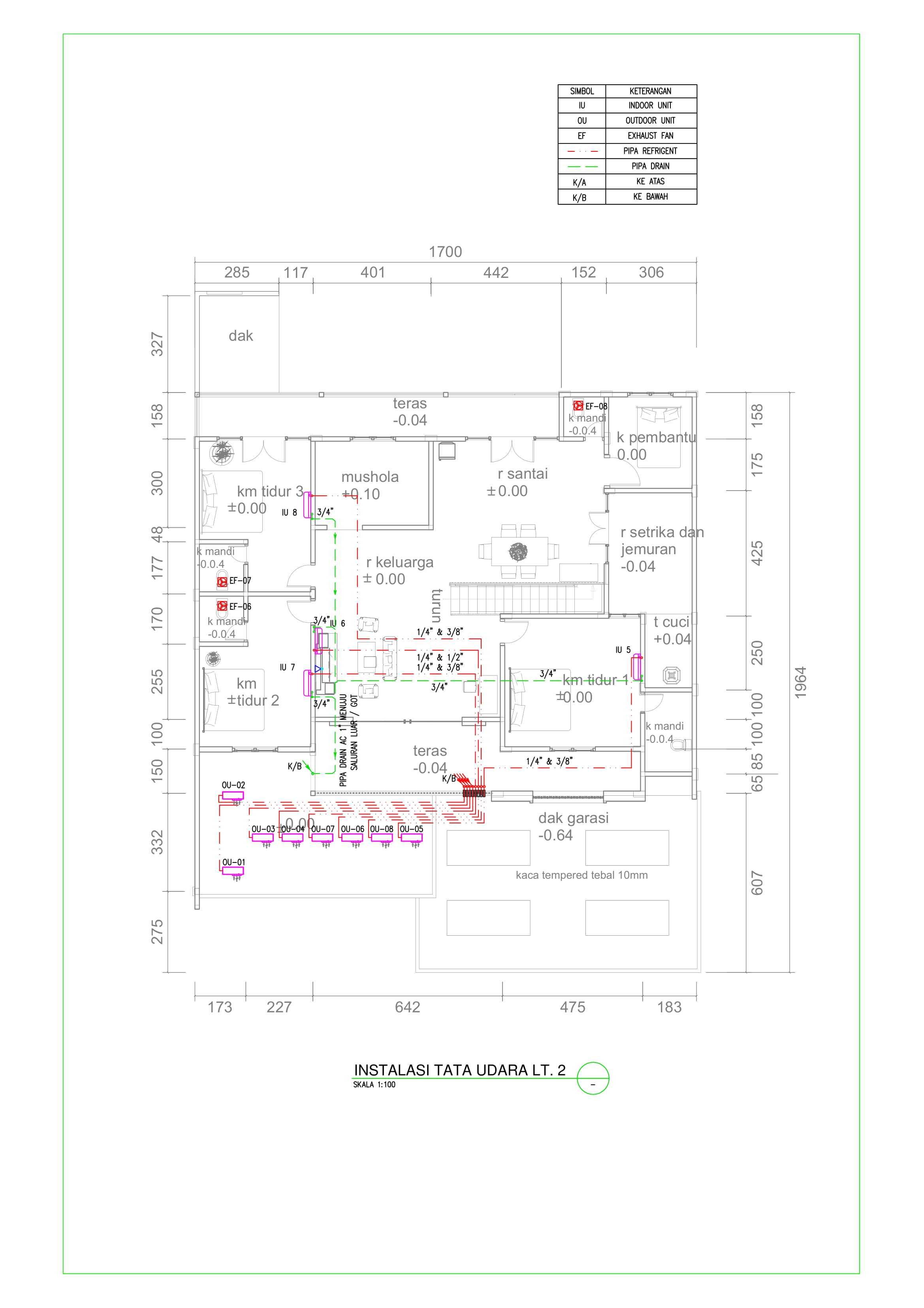 Iyan_Design Rumah Bapak Andi Palembang, Kota Palembang, Sumatera Selatan, Indonesia Palembang, Kota Palembang, Sumatera Selatan, Indonesia Iyandesign-Rumah-Bapak-Andi   93745