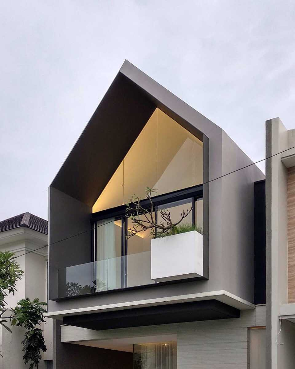 Simple Projects Architecture 'hhh' House Surabaya, Kota Sby, Jawa Timur, Indonesia  Simple-Projects-Architecture-Hhh-House   68436