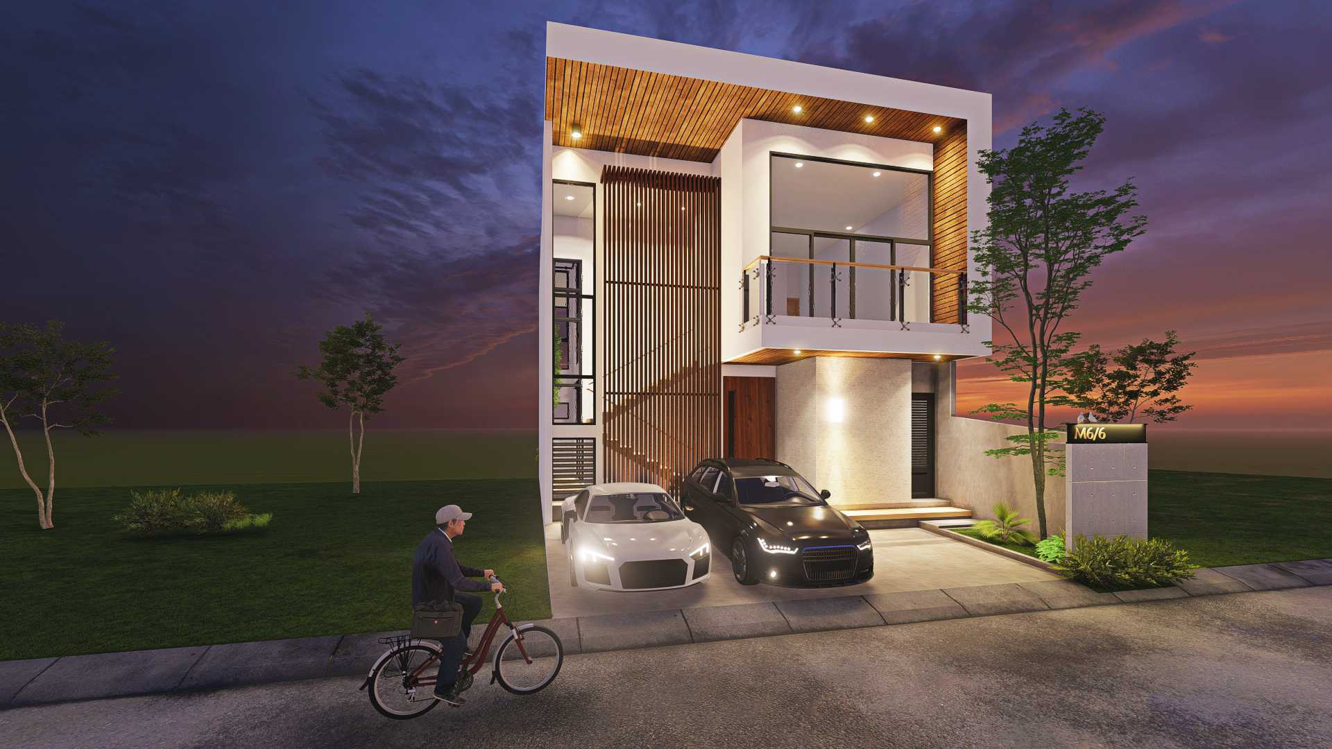 Maxi Andika Architect Cj - House Jl. Jangli Krajan No.202B, Jatingaleh, Kec. Candisari, Kota Semarang, Jawa Tengah 50432, Indonesia Semarang, Kota Semarang, Jawa Tengah, Indonesia Maxi-Andika-Cj-House   126653
