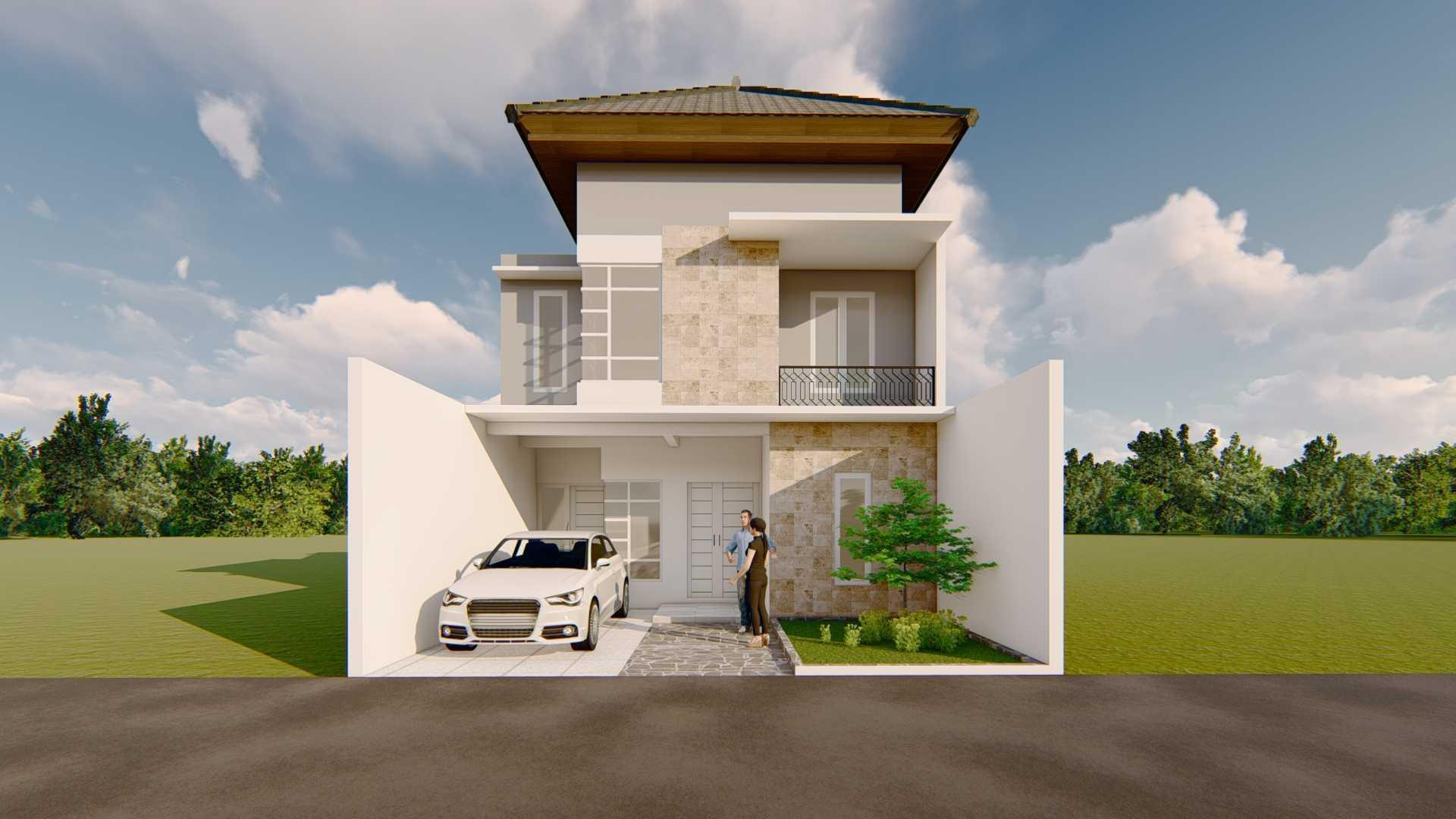 Astabumi Studio Sd House Tangerang Tangerang, Kota Tangerang, Banten, Indonesia Yogyakarta Cv-Astabumi-Manunggal-Prakarsa-Rumah-2-Lantai-Modern-Minimalis   119361