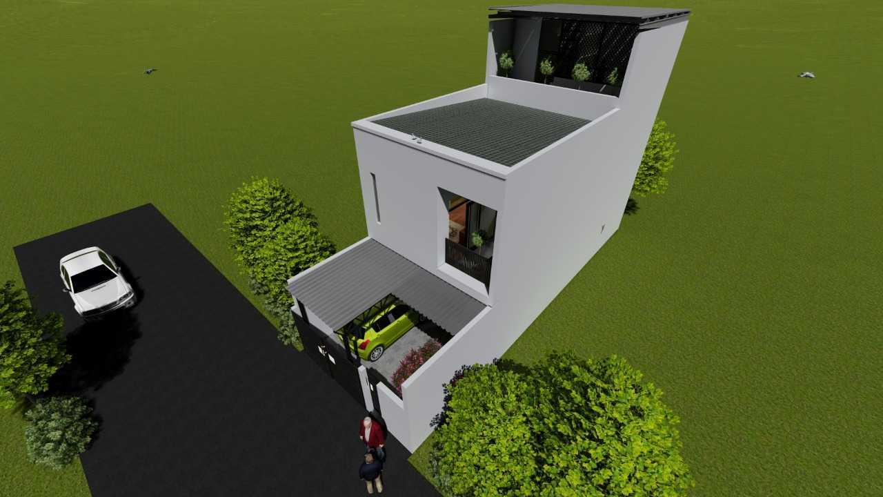 Lokative Studio Pa House Kota Depok, Jawa Barat, Indonesia Kota Depok, Jawa Barat, Indonesia Lokative-Studio-Renovasi-Rumah-Cilangkap   102049