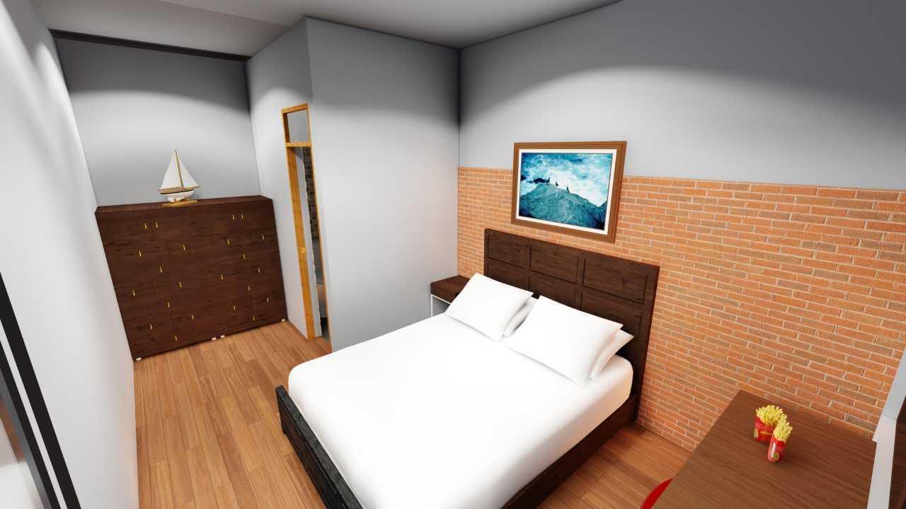 Lokative Studio Pa House Kota Depok, Jawa Barat, Indonesia Kota Depok, Jawa Barat, Indonesia Lokative-Studio-Renovasi-Rumah-Cilangkap   102054