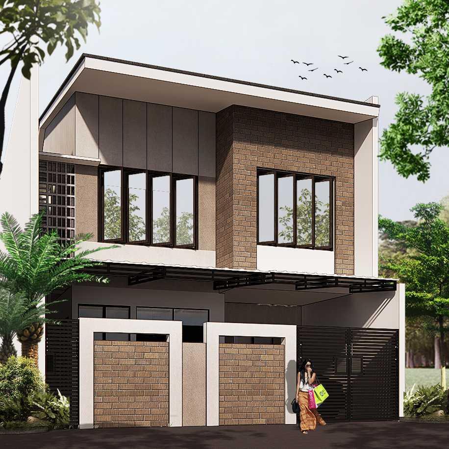Lokative Studio Pw House Kota Depok, Jawa Barat, Indonesia Kota Depok, Jawa Barat, Indonesia Lokative-Studio-Rumah-Tapos   109857