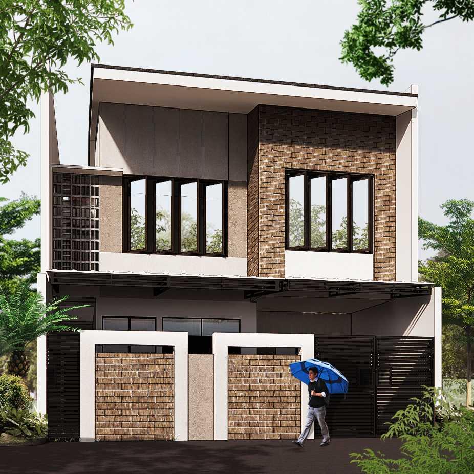 Lokative Studio Pw House Kota Depok, Jawa Barat, Indonesia Kota Depok, Jawa Barat, Indonesia Lokative-Studio-Rumah-Tapos   109858