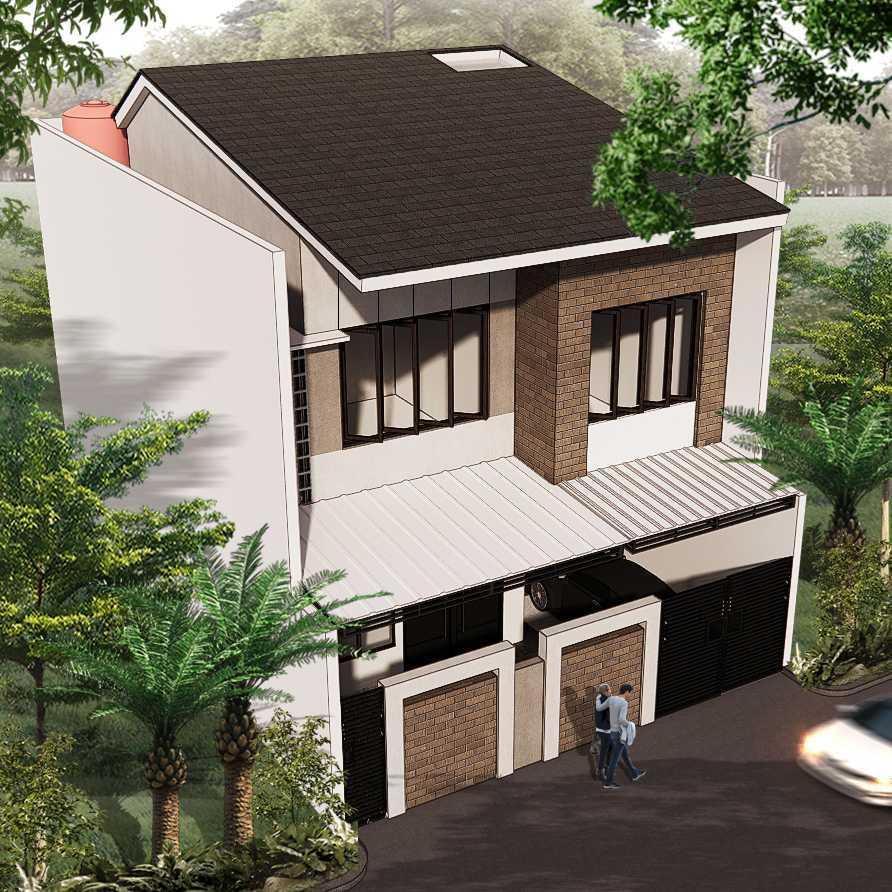 Lokative Studio Pw House Kota Depok, Jawa Barat, Indonesia Kota Depok, Jawa Barat, Indonesia Lokative-Studio-Rumah-Tapos   109859