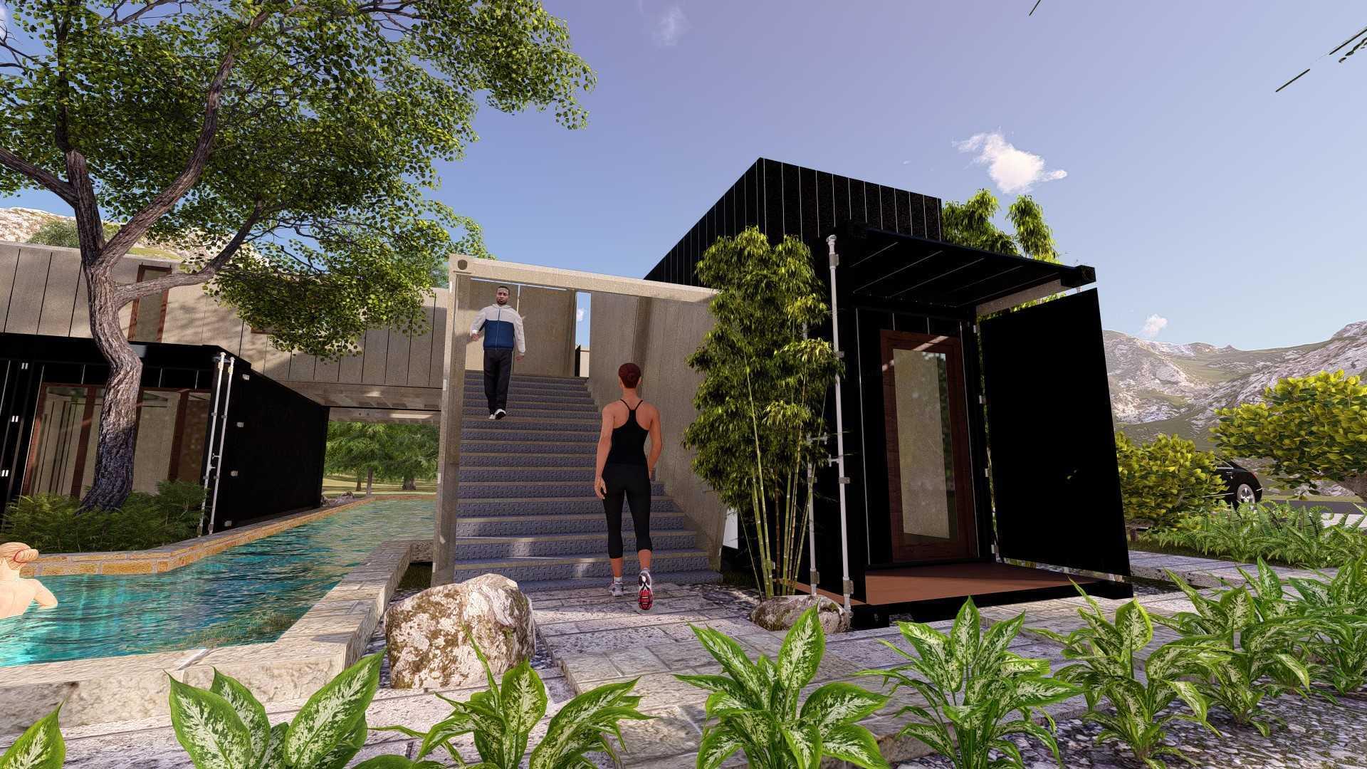 Rasi.o Arsitektur Studio Box2Box Container Villa Indonesia Indonesia Rasio-Arsitektur-Studio-Box2Box-Container-Villa   127545