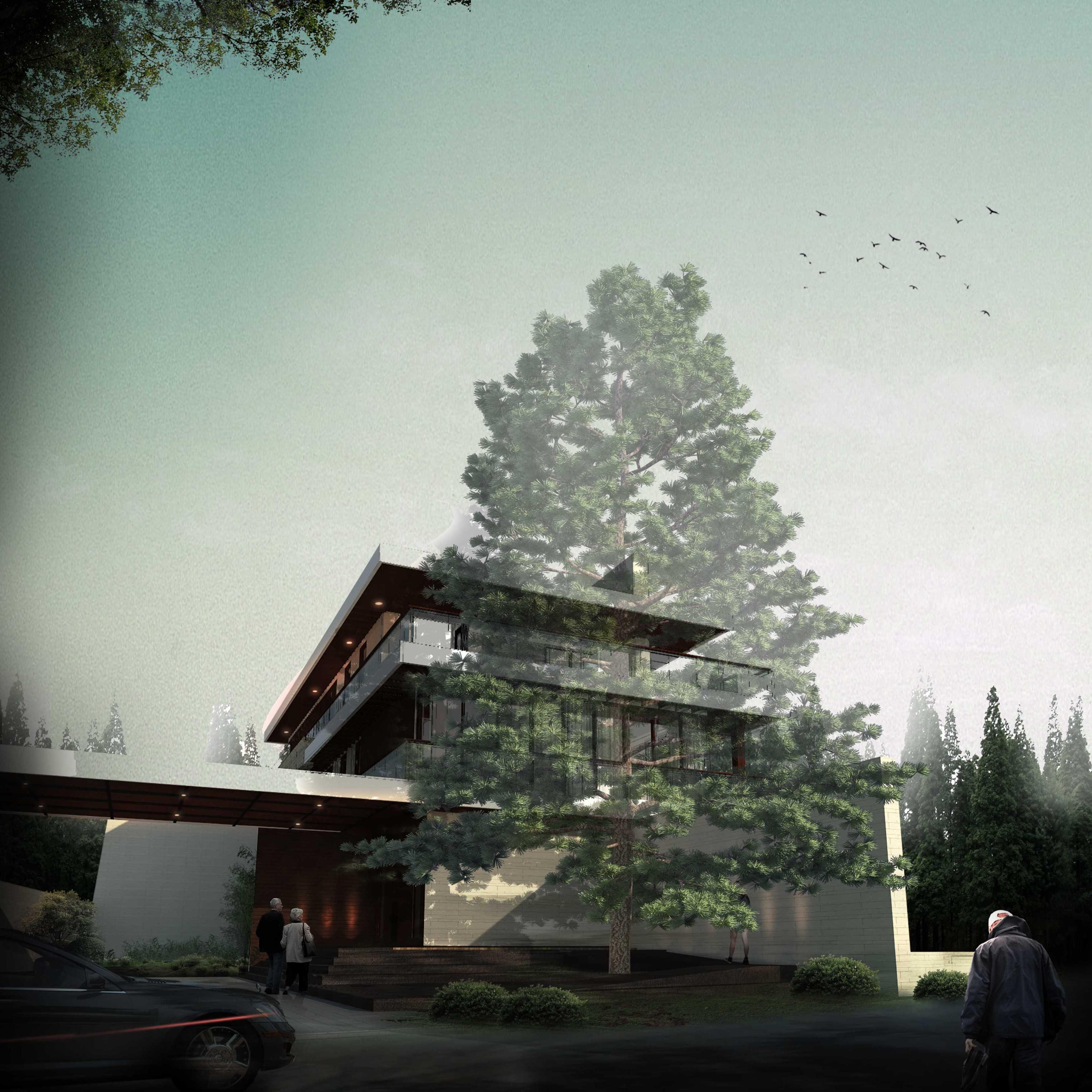 Alima Studio T House Bandung, Jawa Barat, Indonesia Bandung, Jawa Barat, Indonesia Alima-Studio-T-House   57234