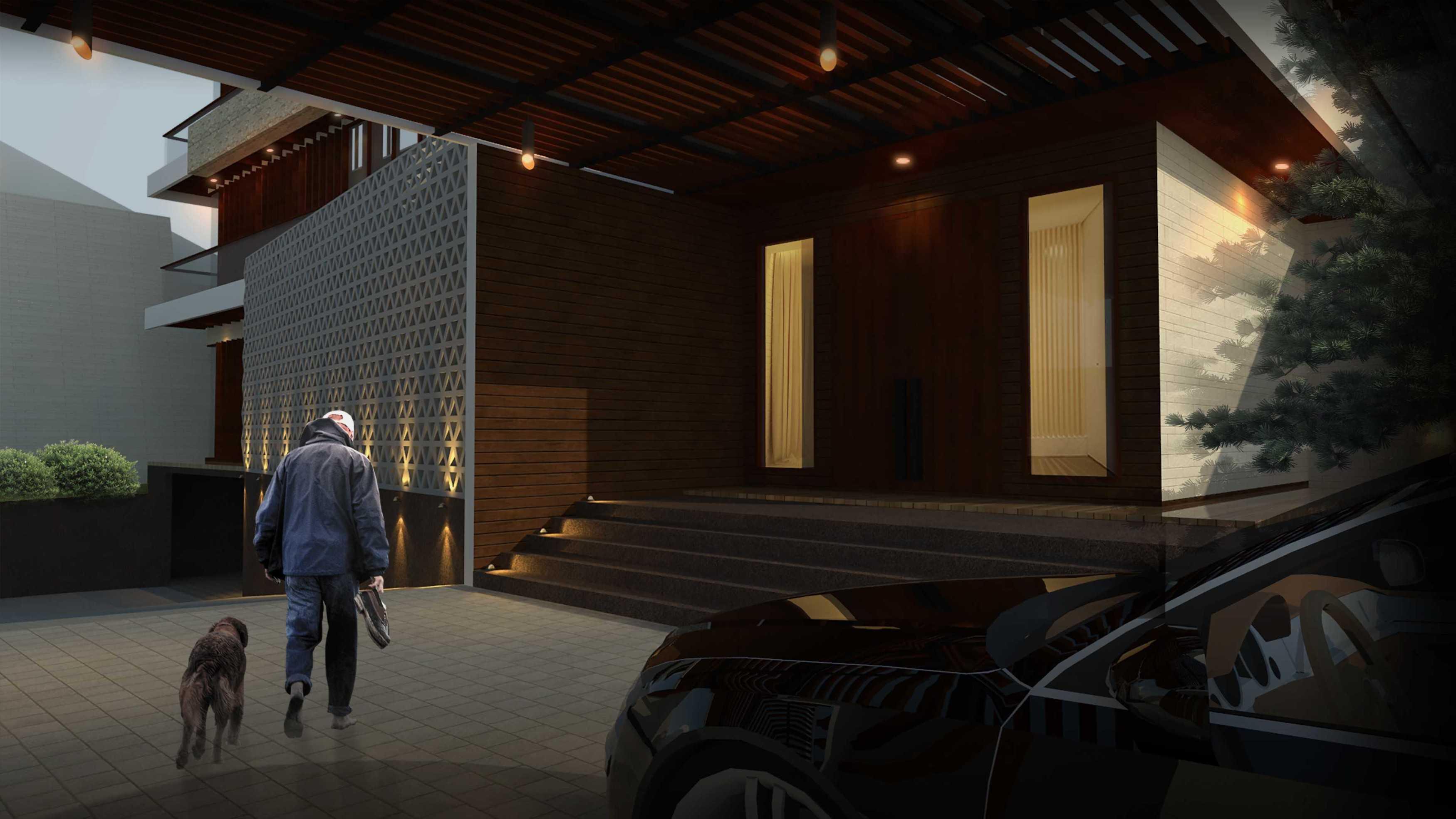 Alima Studio T House Bandung, Jawa Barat, Indonesia Bandung, Jawa Barat, Indonesia Alima-Studio-T-House   57236