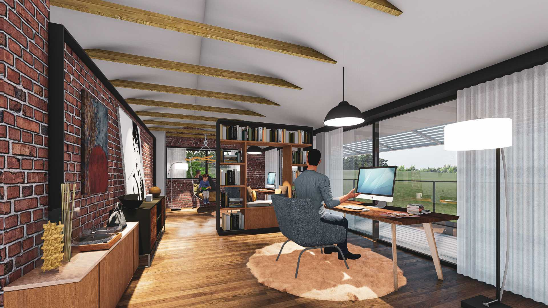 Bral Architect Alpen House In Germany 46519 Alpen, Jerman 46519 Alpen, Jerman Bral-Architect-Alpen-House-In-Germany   99892