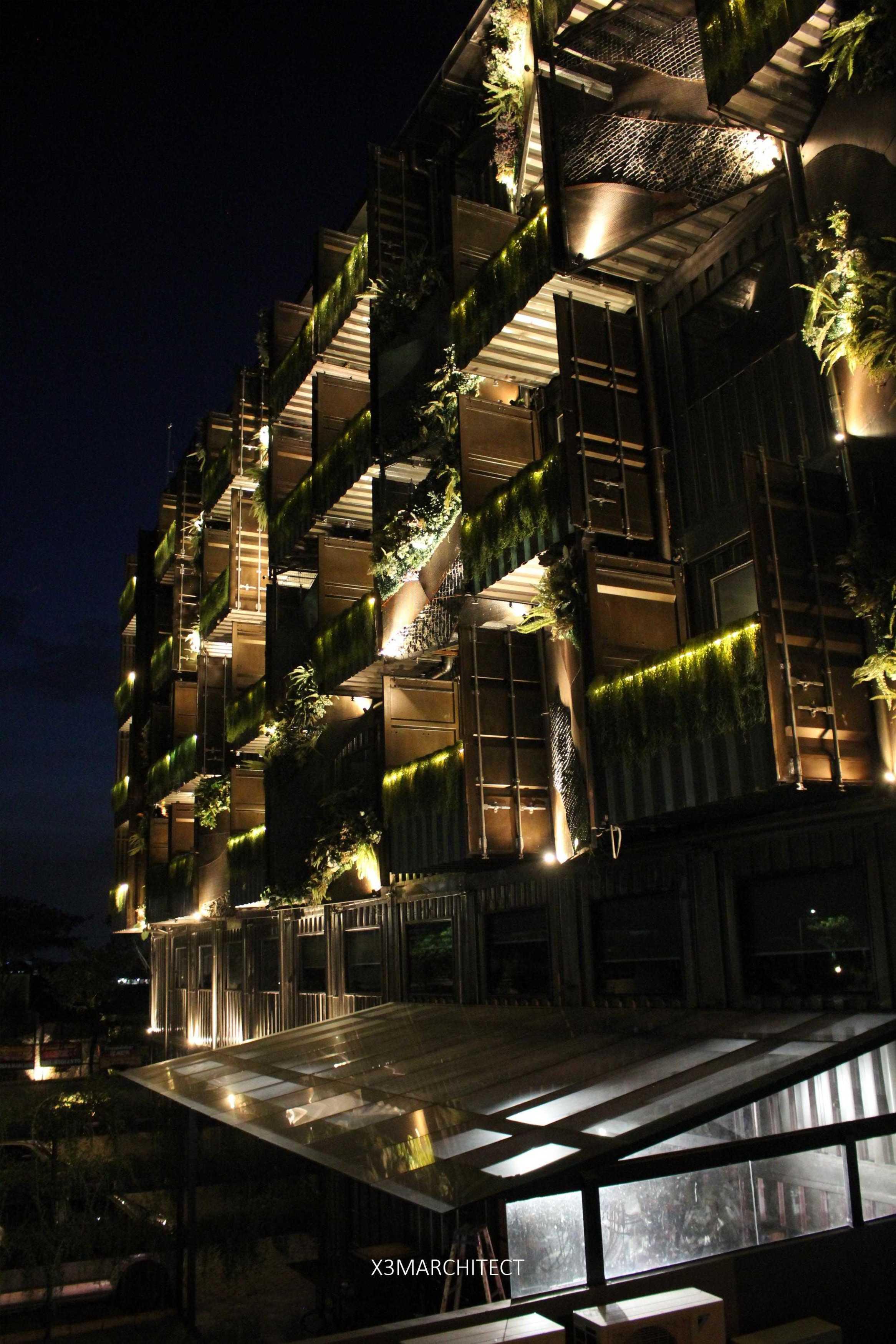 X3M Architects Qubika Hotel Medang, Kec. Pagedangan, Tangerang, Banten 15334, Indonesia Medang, Kec. Pagedangan, Tangerang, Banten 15334, Indonesia X3M-Architects-Qubika-Hotel   94829