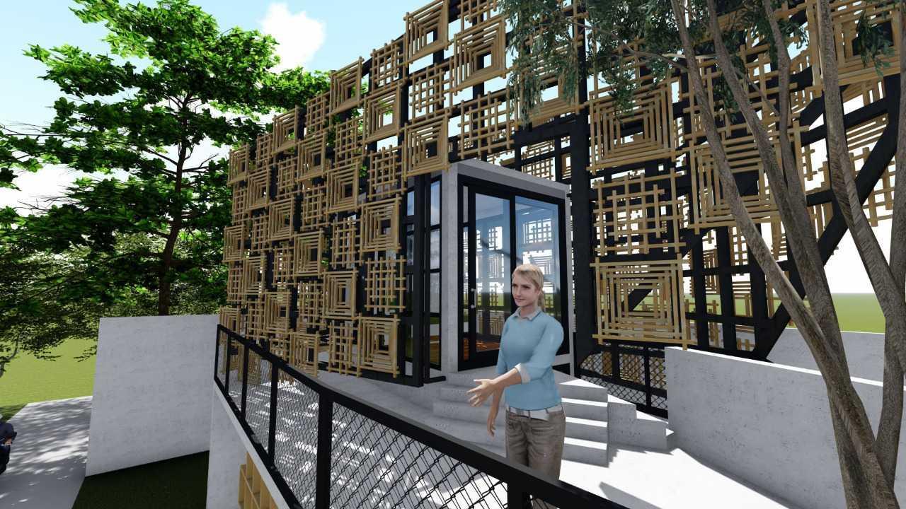 Dadi Studio Pavilion House Jawa Tengah, Indonesia Jawa Tengah, Indonesia Dadi-Studio-Pavilion-House   101828