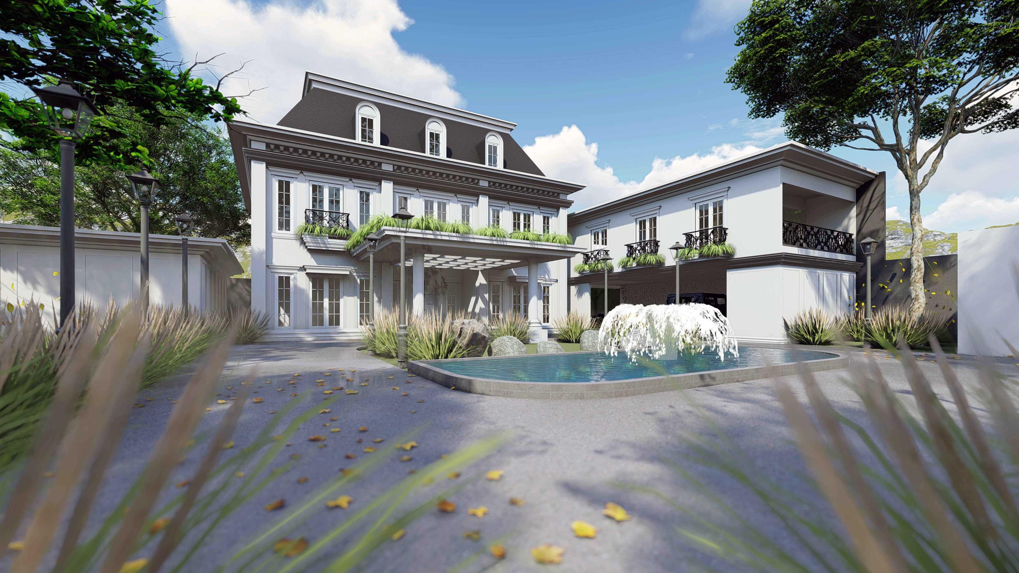 Mahastudio & Partner Hidden Palace House Bogor, Jawa Barat, Indonesia Bogor, Jawa Barat, Indonesia Mahastudio-Partner-Hidden-Palace-House   55935