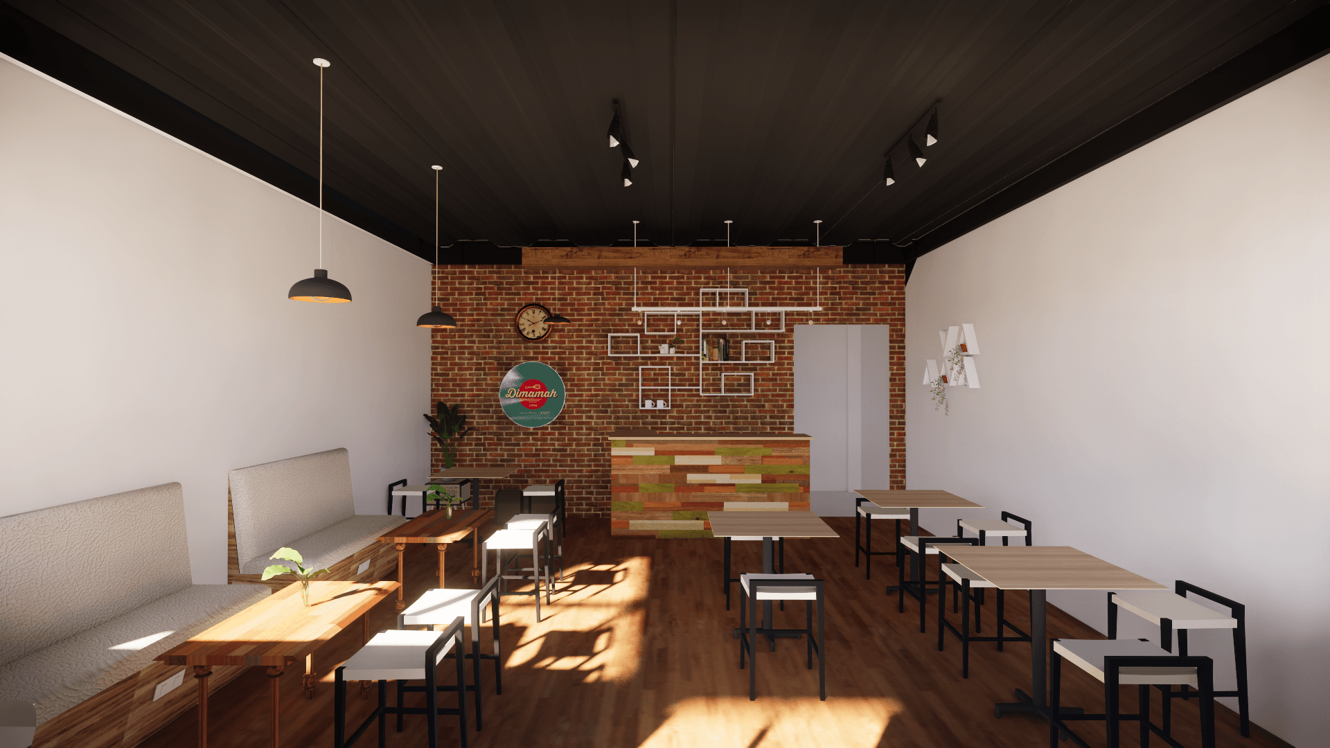 Menata Kolaboratif Studio Cafe Dimamah Bogor Bogor, Jawa Barat, Indonesia Bogor, Jawa Barat, Indonesia Menata-Kolaboratif-Studio-Cafe-Dimamah-Bogor   103966