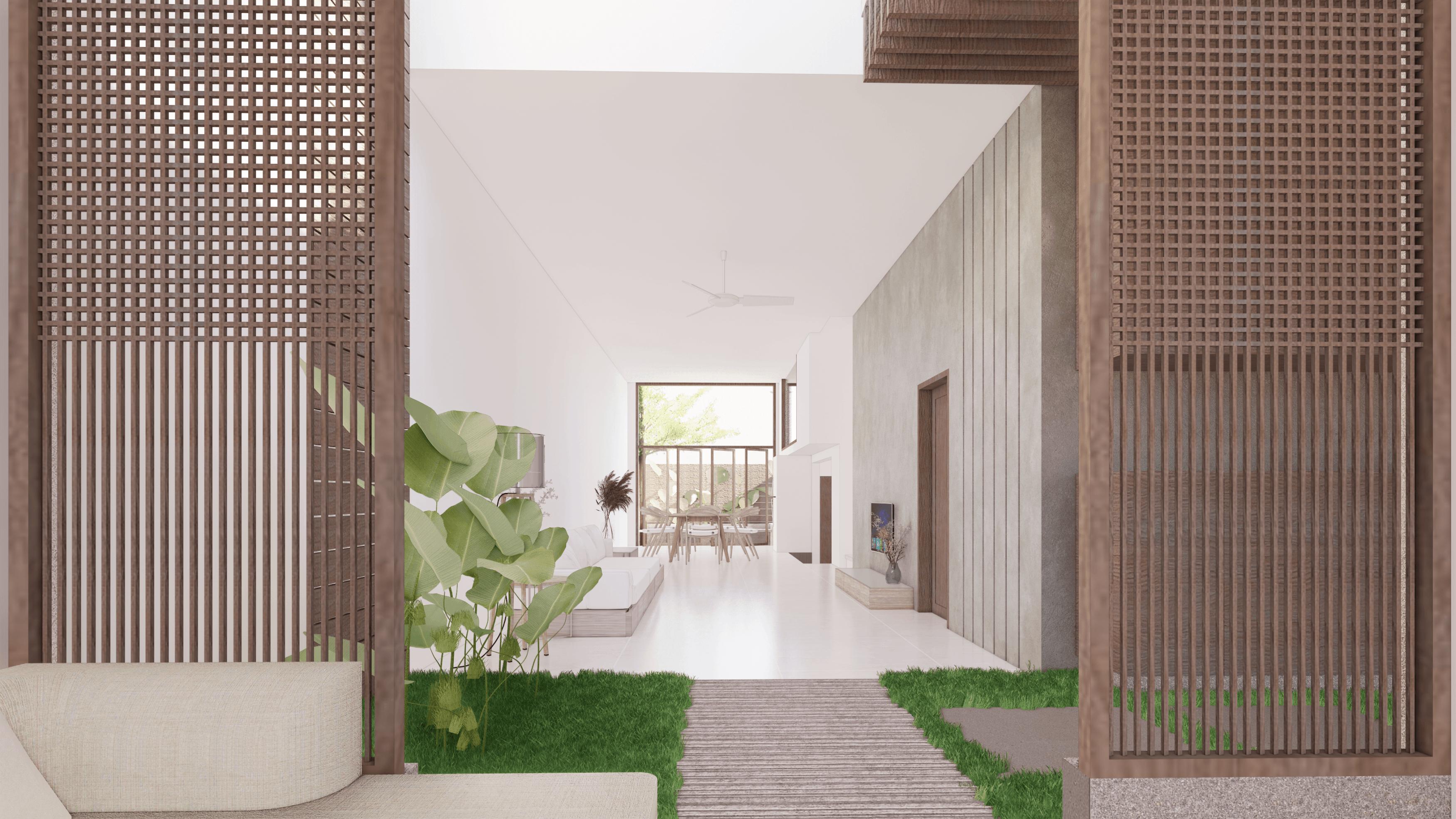 Dans Studio Mr Ar House Surakarta, Kota Surakarta, Jawa Tengah, Indonesia Surakarta, Kota Surakarta, Jawa Tengah, Indonesia Dans-Architect-Mr-Ar-House   117671