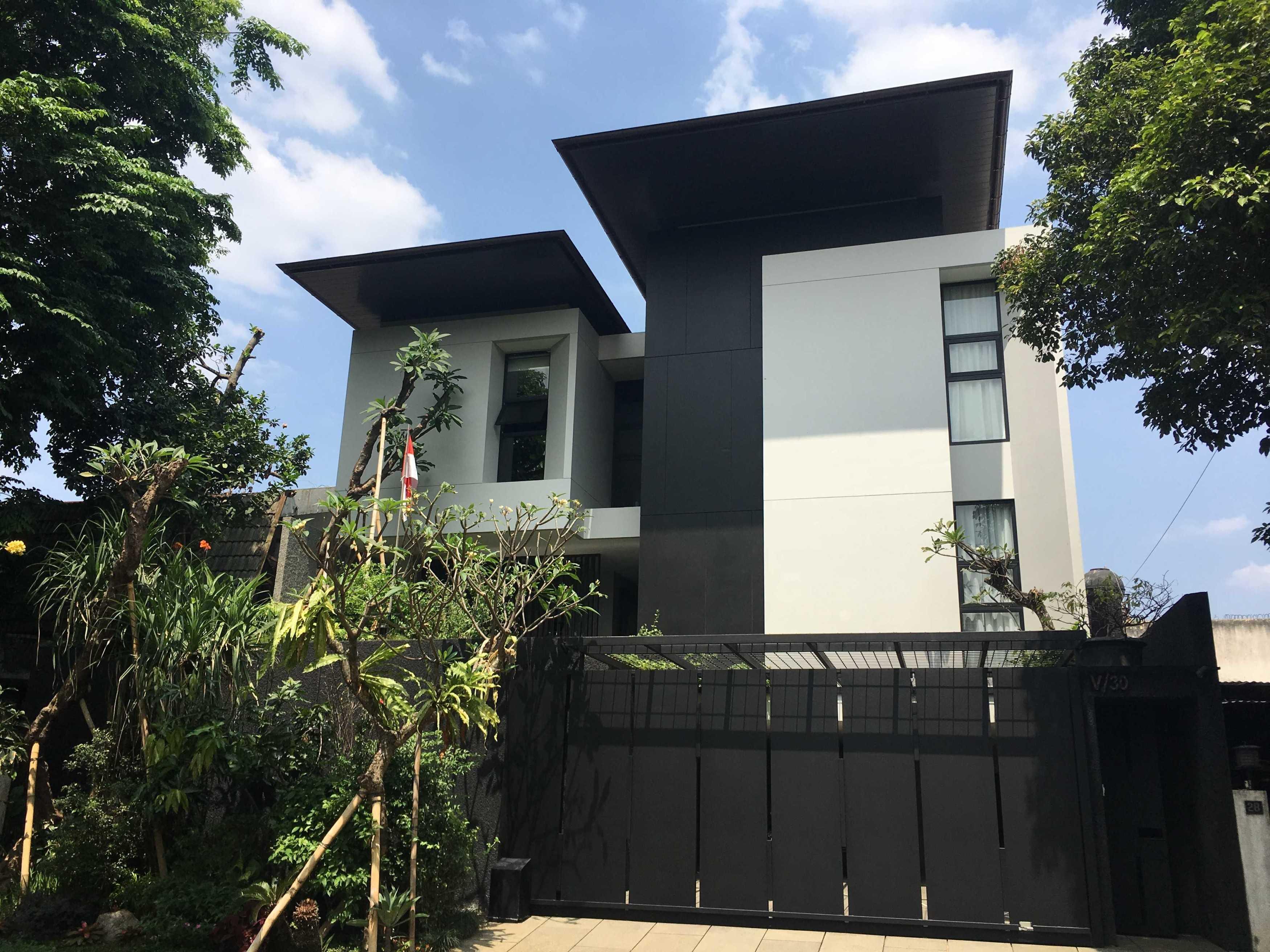 Pt. Modula The Canvas House Pondok Indah, Jakarta Pondok Indah, Jakarta Pt-Modula-The-Canvas-House   60234