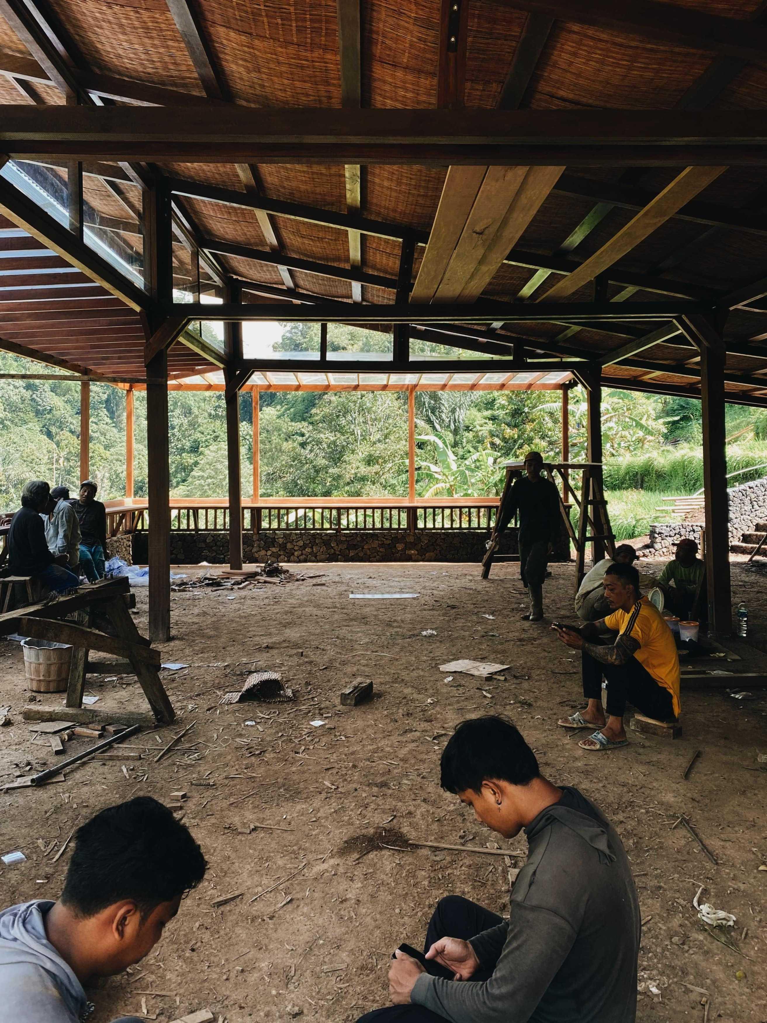 Square Meter Design Studio Plaga Eco Park Plaga, Pelaga, Petang, Kabupaten Badung, Bali, Indonesia Plaga, Pelaga, Petang, Kabupaten Badung, Bali, Indonesia Plaga Eco Park Industrial <P>On Site Progress</p> 126551