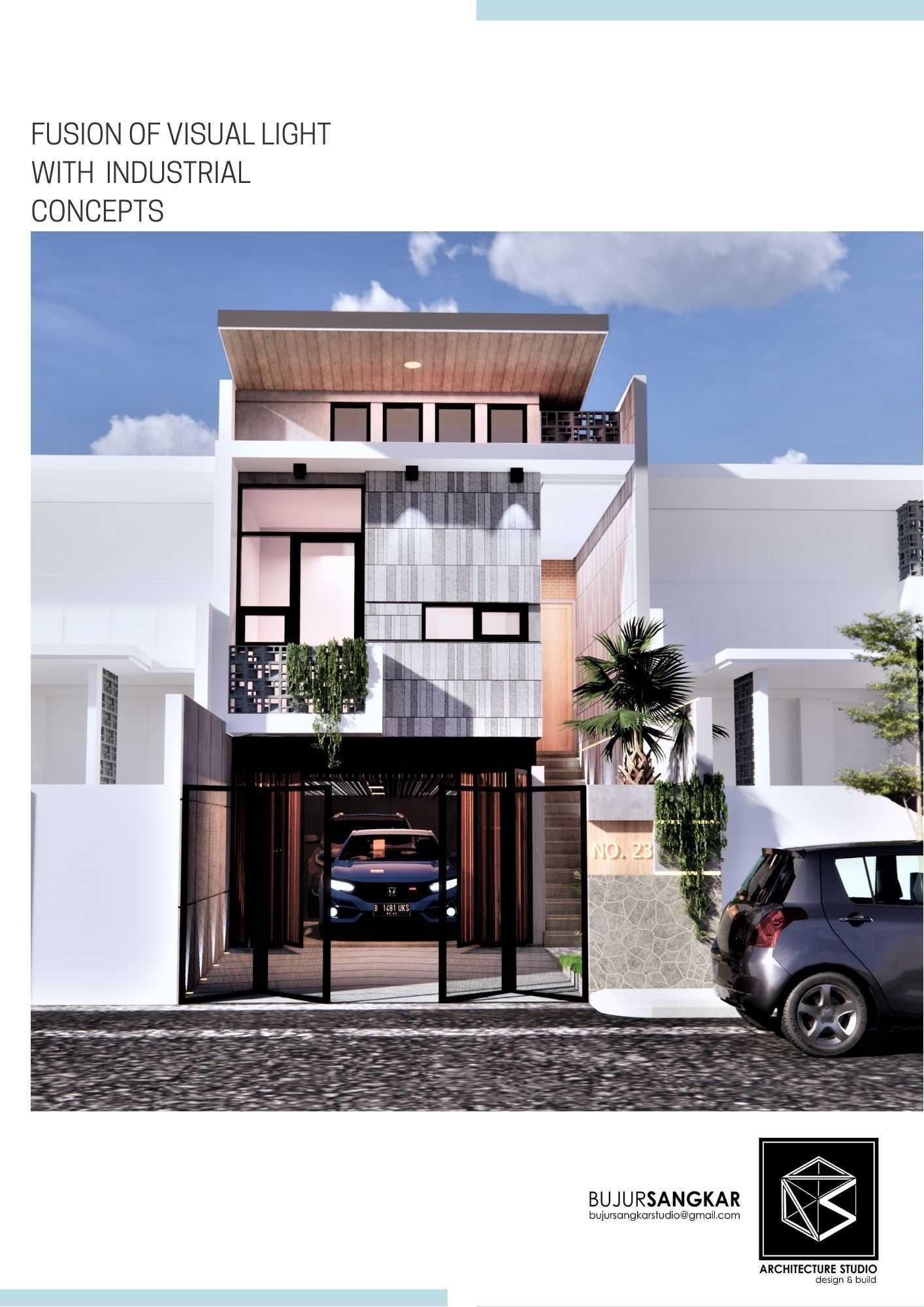Bujursangkar Architect Fusion Of Visual Light With Industrial Concepts . Makassar, Kota Makassar, Sulawesi Selatan, Indonesia Makassar, Kota Makassar, Sulawesi Selatan, Indonesia Fusion Of Visual Light With Industrial Concepts Minimalist  111329