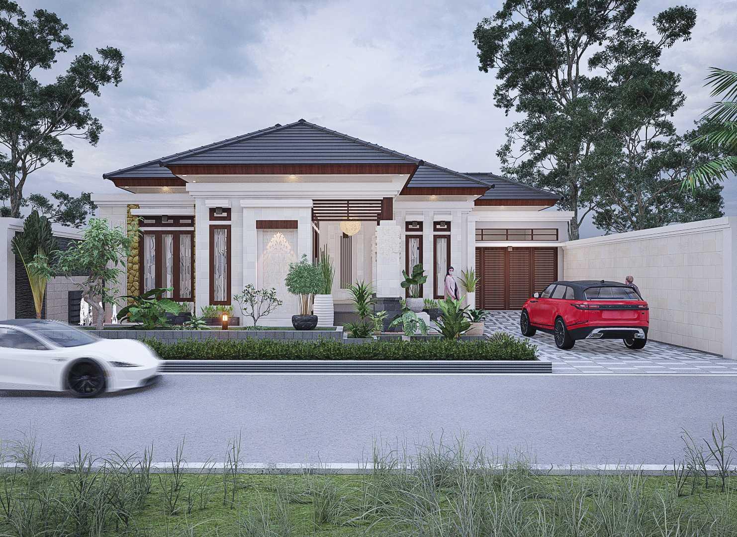 Bimasaka Arsitek & Kontruksi Desain Fasad Bali, Indonesia Bali, Indonesia Bimasaka-Arsitek-Kontruksi-Desain-Fasad   116791