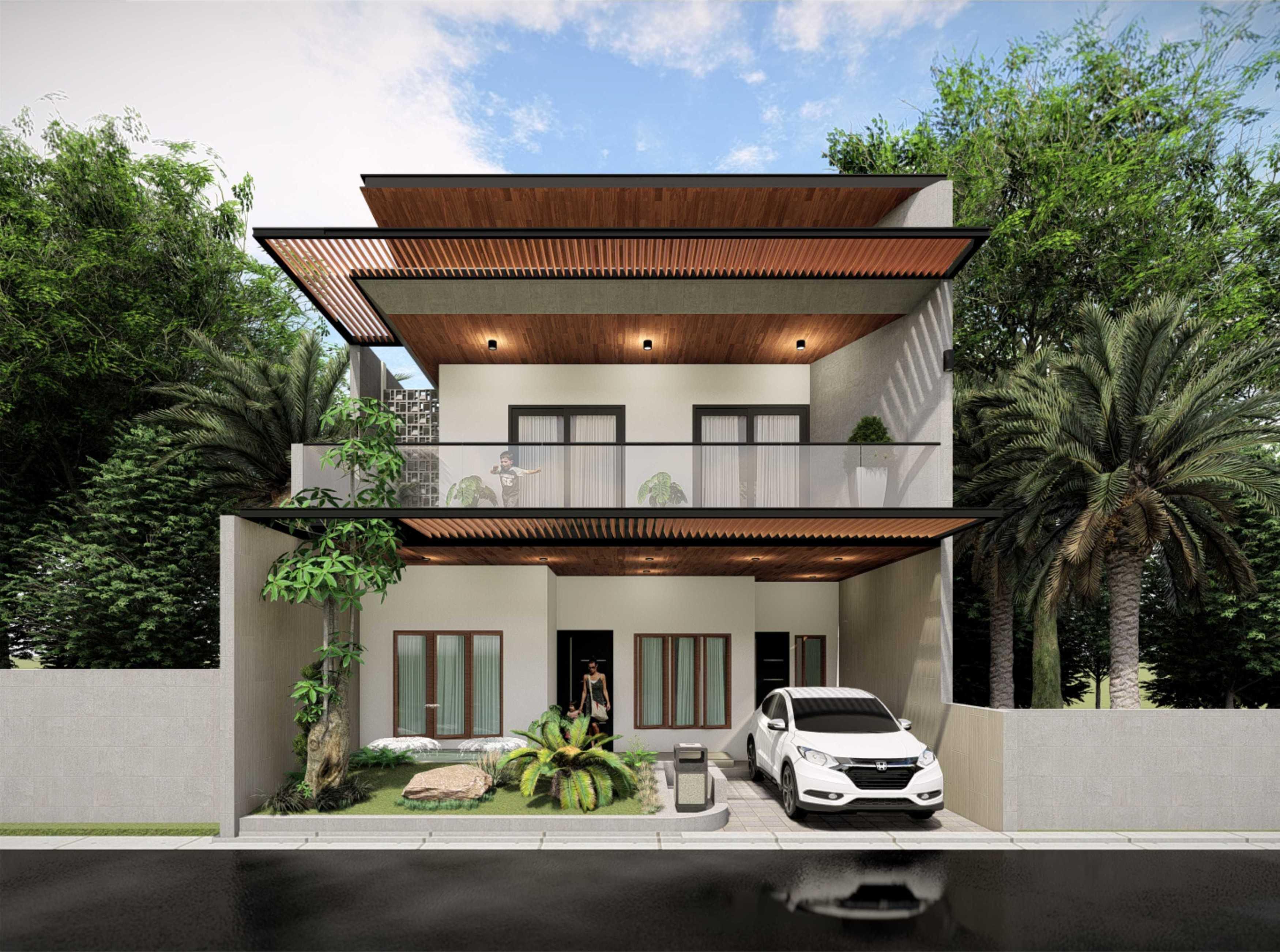 Ikigai Arsitama A R House Kota Depok, Jawa Barat, Indonesia Kota Depok, Jawa Barat, Indonesia Ecross-Arsitama-A-R-House   119743
