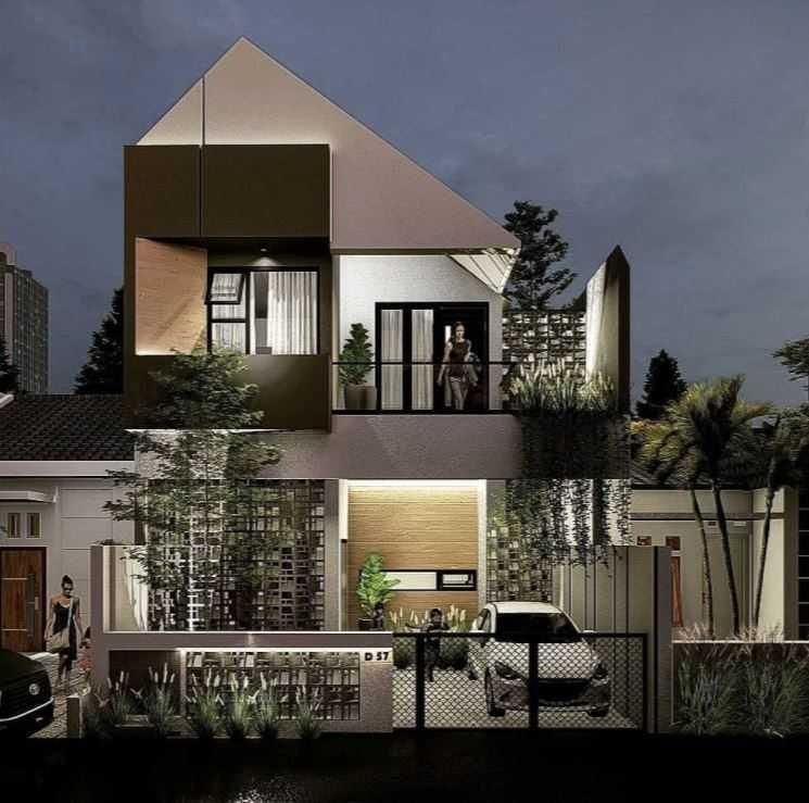 Ikigai Arsitama D House Kec. Serpong, Kota Tangerang Selatan, Banten, Indonesia Kec. Serpong, Kota Tangerang Selatan, Banten, Indonesia Ecross-Arsitama-D-House   121576