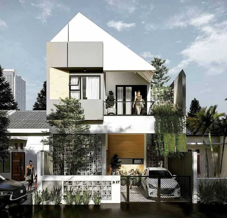 Ikigai Arsitama D House Kec. Serpong, Kota Tangerang Selatan, Banten, Indonesia Kec. Serpong, Kota Tangerang Selatan, Banten, Indonesia Ecross-Arsitama-D-House   121577