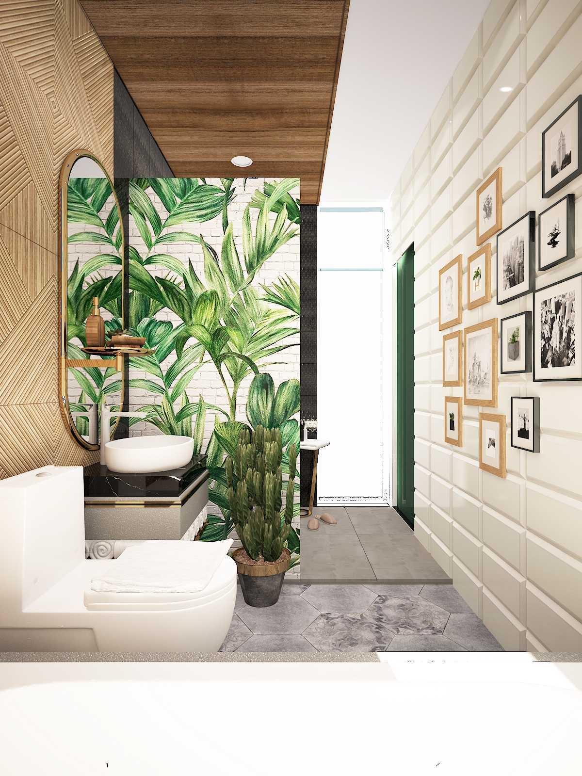 "Arianiz Studio Mr. Royan Bathroom Bukit Sari Jl. Ki Mangunsarkoro No.16, Karangkidul, Kec. Semarang Tengah, Kota Semarang, Jawa Tengah 50241, Indonesia Jl. Ki Mangunsarkoro No.16, Karangkidul, Kec. Semarang Tengah, Kota Semarang, Jawa Tengah 50241, Indonesia Arianiz-Studio-Man-Bathroom Modern <P>R - ""man"" Bathroom</p> <P>Luas Area : 10 M2</p> 119942"