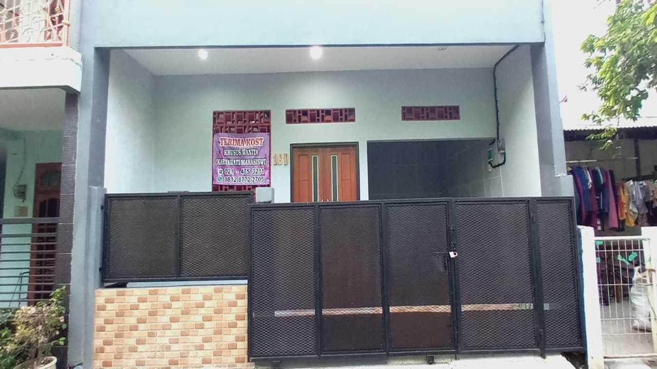 Rumah Gw Studio Bpk.sukiman / Qosanque Jakarta Timur, Kota Jakarta Timur, Daerah Khusus Ibukota Jakarta, Indonesia Jakarta Timur, Kota Jakarta Timur, Daerah Khusus Ibukota Jakarta, Indonesia Rumah-Gw-Studio-Bpksukiman-Qosanque   122595