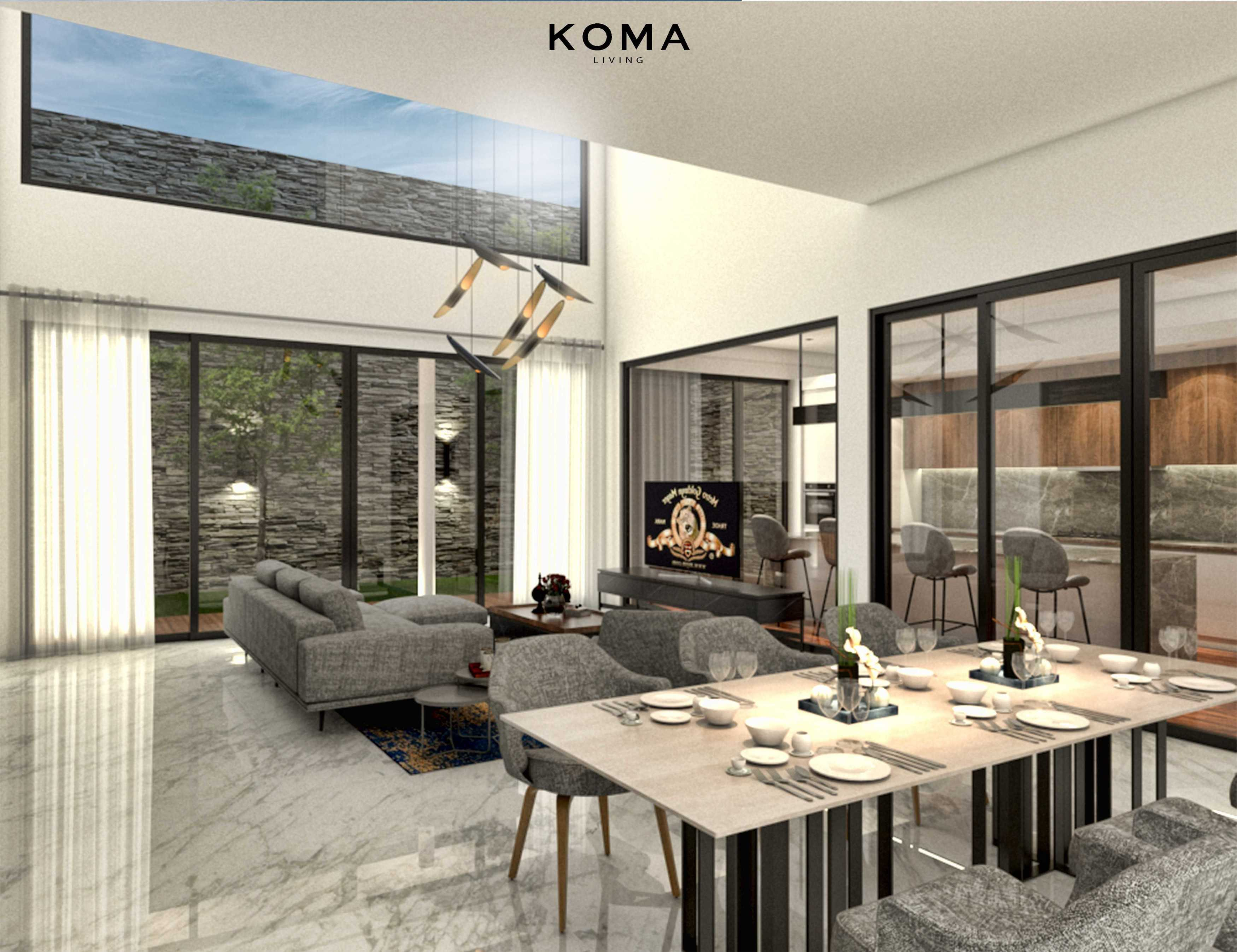 Koma Bs House Jl. Jalur Sutera No.17, Kunciran, Pinang, Kota Tangerang, Banten 15143, Indonesia Jl. Jalur Sutera No.17, Kunciran, Pinang, Kota Tangerang, Banten 15143, Indonesia Koma-Bs-House Contemporary <P>Bs House Located At Alam Sutera, Tangerang, Indonesia, A Renovation From Row House Built By Alam Sutera Realty And Redesigned By Koma Architect, The Architectural Concept For The House Is Elegant And Sleek Design&nbsp;with Rich Natural Material Combined With Taking&nbsp;full Advantage Of Relating To Its Natural Surroundings, Make&nbsp;this House Have A&nbsp;strong Relationship Between The House And Nature.</p> 70231