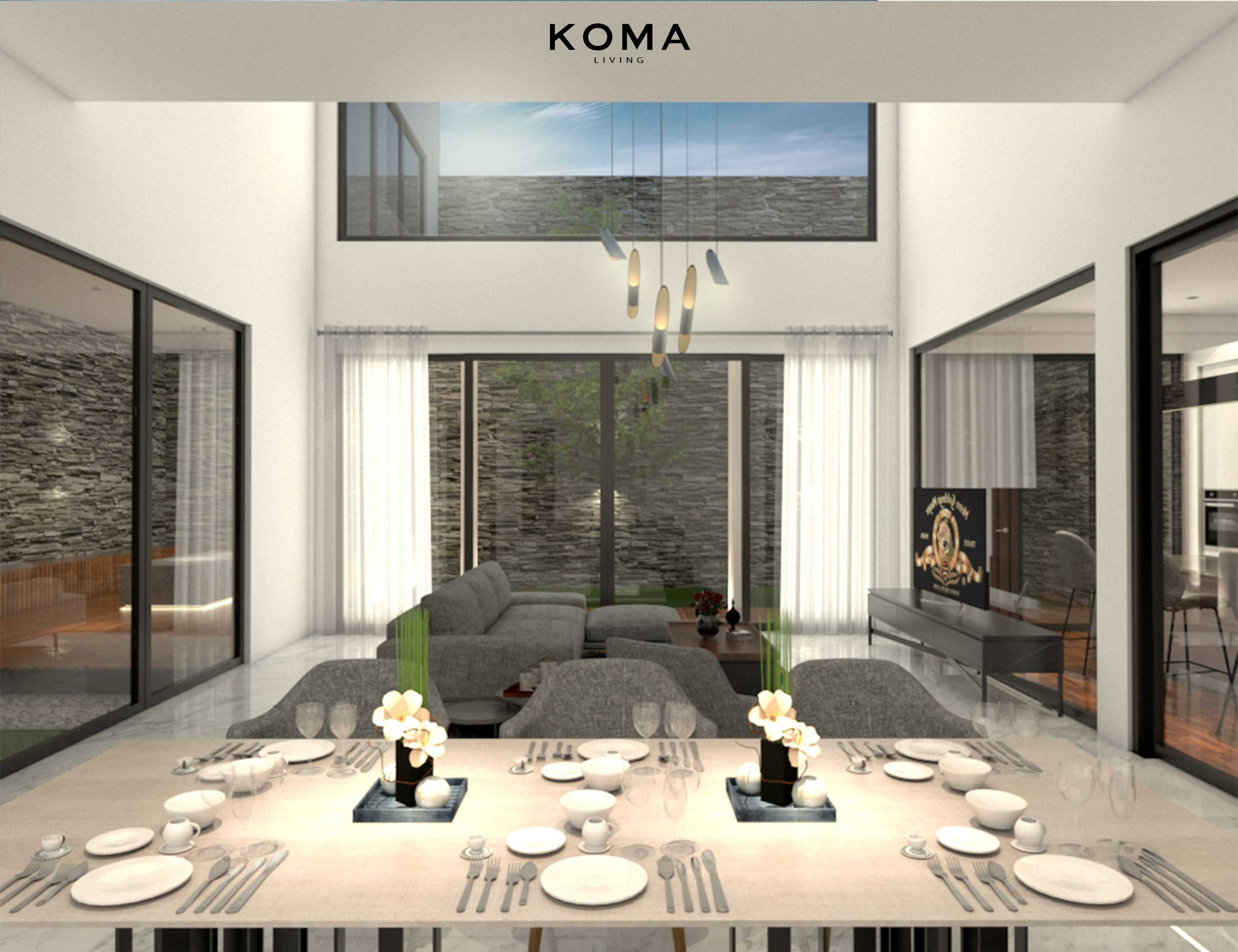 Koma Bs House Jl. Jalur Sutera No.17, Kunciran, Pinang, Kota Tangerang, Banten 15143, Indonesia Jl. Jalur Sutera No.17, Kunciran, Pinang, Kota Tangerang, Banten 15143, Indonesia Koma-Bs-House Contemporary Bs House Located At Alam Sutera, Tangerang, Indonesia, A Renovation From Row House Built By Alam Sutera Realty And Redesigned By Koma Architect, The Architectural Concept For The House Is Elegant And Sleek DesignWith Rich Natural Material Combined With TakingFull Advantage Of Relating To Its Natural Surroundings, MakeThis House Have AStrong Relationship Between The House And Nature. 70232
