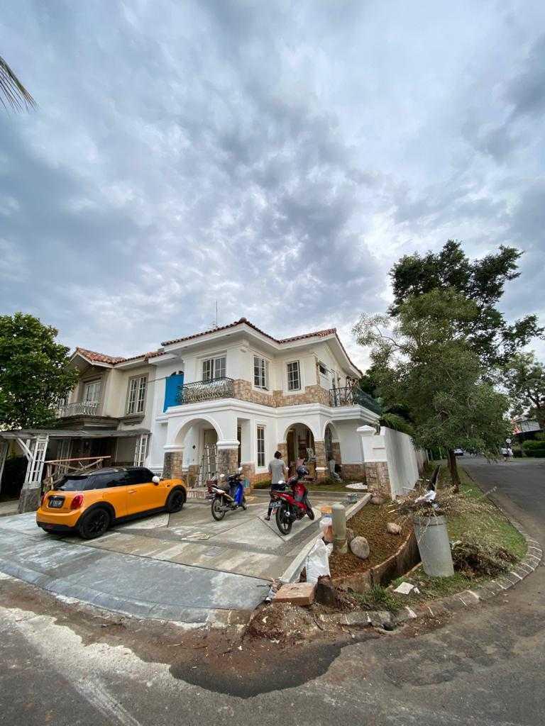 Interscience Consultant Scandinavian House Renovation Kec. Karawaci, Kota Tangerang, Banten, Indonesia Kec. Karawaci, Kota Tangerang, Banten, Indonesia Proses Repainting Exterior Scandinavian <P>Selesai Repainting Exterior</p> 129337
