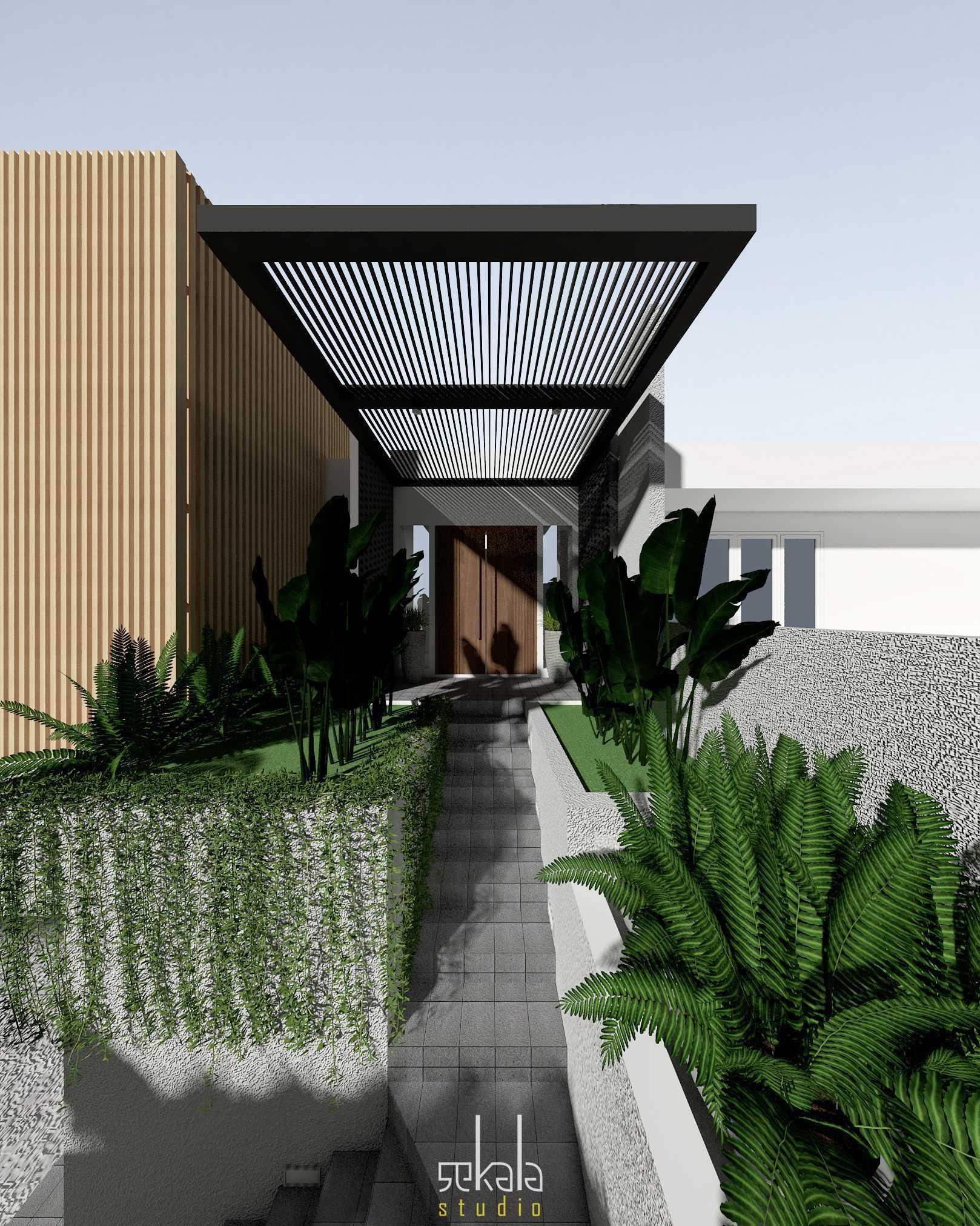 Sekala Basic Shape House Surabaya, Kota Sby, Jawa Timur, Indonesia Jl. Bumi Marina Emas Utara No.ii, Keputih, Kec. Sukolilo, Kota Sby, Jawa Timur 60111, Indonesia Sekala-Rumah-Keputih  <P>A House With 2 Floor.&nbsp;</p> <P>Size Of Land : 12X20M</p> <P>Size Of Area ; 450M2</p> <P>Natural Colour ; White, Grey, Unfinished, Wood Texture,&nbsp;</p> <P>With Variety Of Plants And Trees</p> 81711