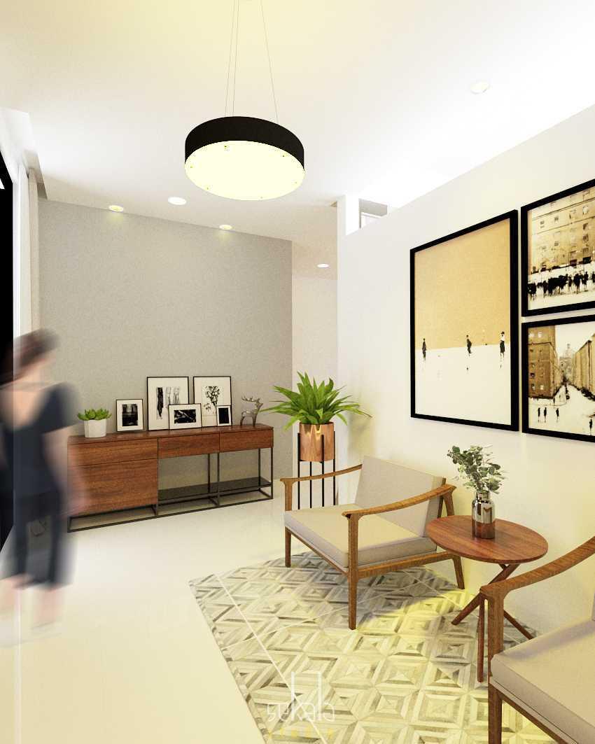 Sekala Basic Shape House Surabaya, Kota Sby, Jawa Timur, Indonesia Jl. Bumi Marina Emas Utara No.ii, Keputih, Kec. Sukolilo, Kota Sby, Jawa Timur 60111, Indonesia Sekala-Rumah-Keputih  <P>A House With 2 Floor.&nbsp;</p> <P>Size Of Land : 12X20M</p> <P>Size Of Area ; 450M2</p> <P>Natural Colour ; White, Grey, Unfinished, Wood Texture,&nbsp;</p> <P>With Variety Of Plants And Trees</p> 81714