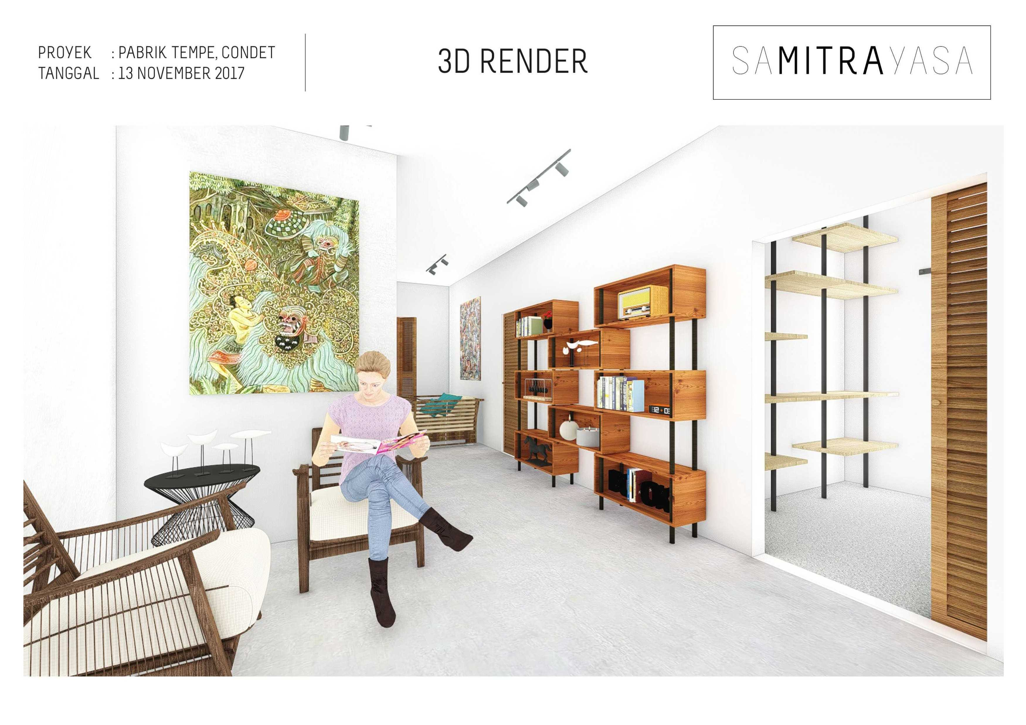 Samitrayasa Design Pabrik Tempe Depok, Kota Depok, Jawa Barat, Indonesia Depok, Kota Depok, Jawa Barat, Indonesia Samitrayasa-Design-Pabrik-Tempe   60834