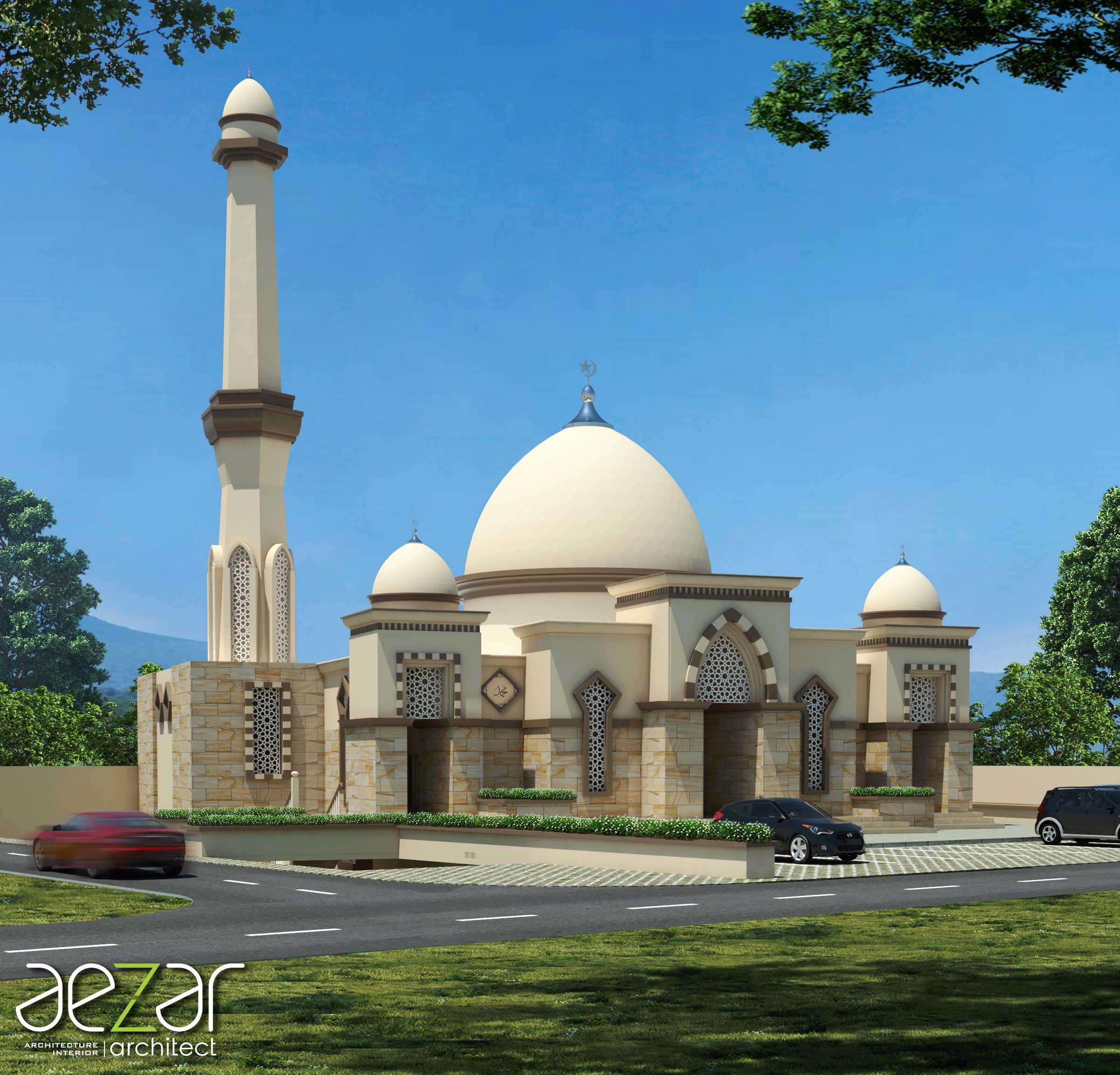 Aezar Architect Baitussalam Mosque Kabupaten Sragen, Jawa Tengah, Indonesia Kabupaten Sragen, Jawa Tengah, Indonesia Exterior View   54436